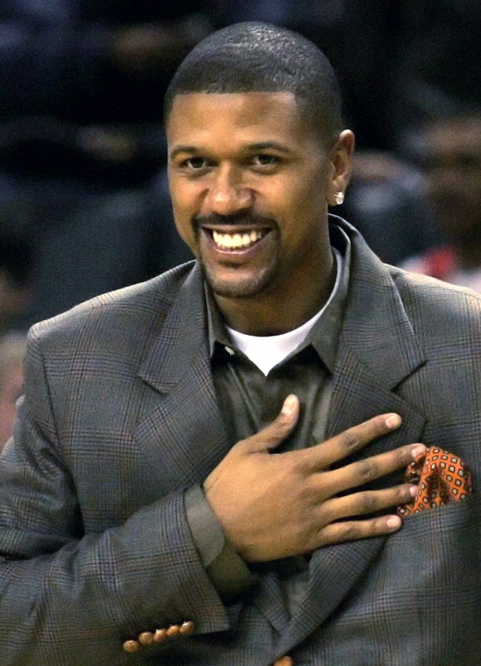 NBA Star Jalen Rose to Serve 20 Days in Jail for Drunk Driving