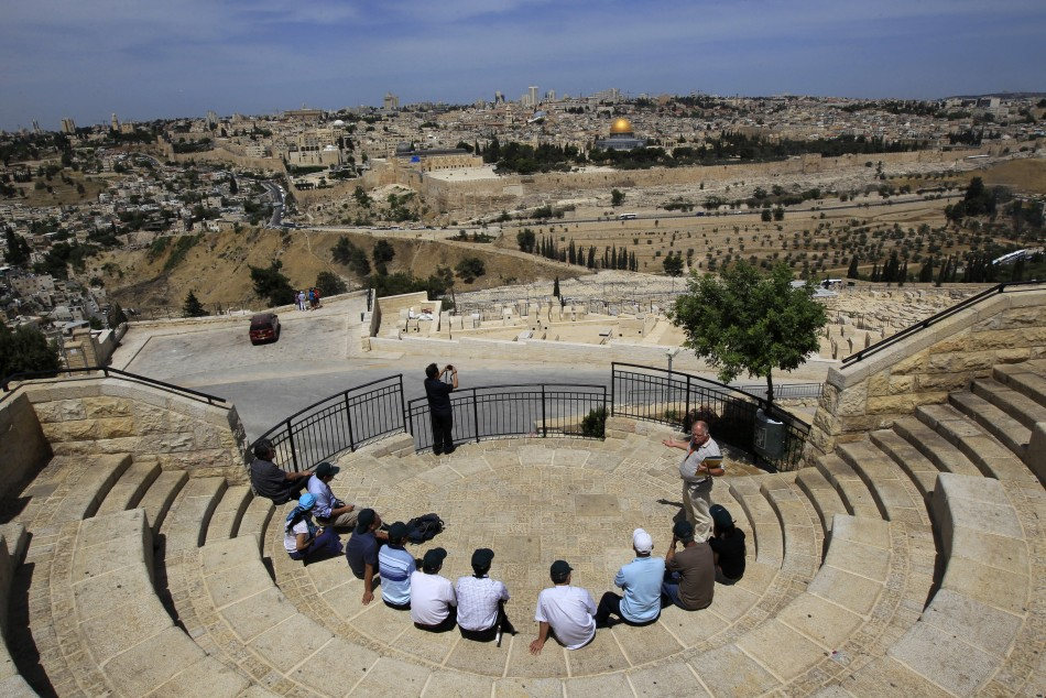 Google Street View Maps Jerusalem for Virtual Tour