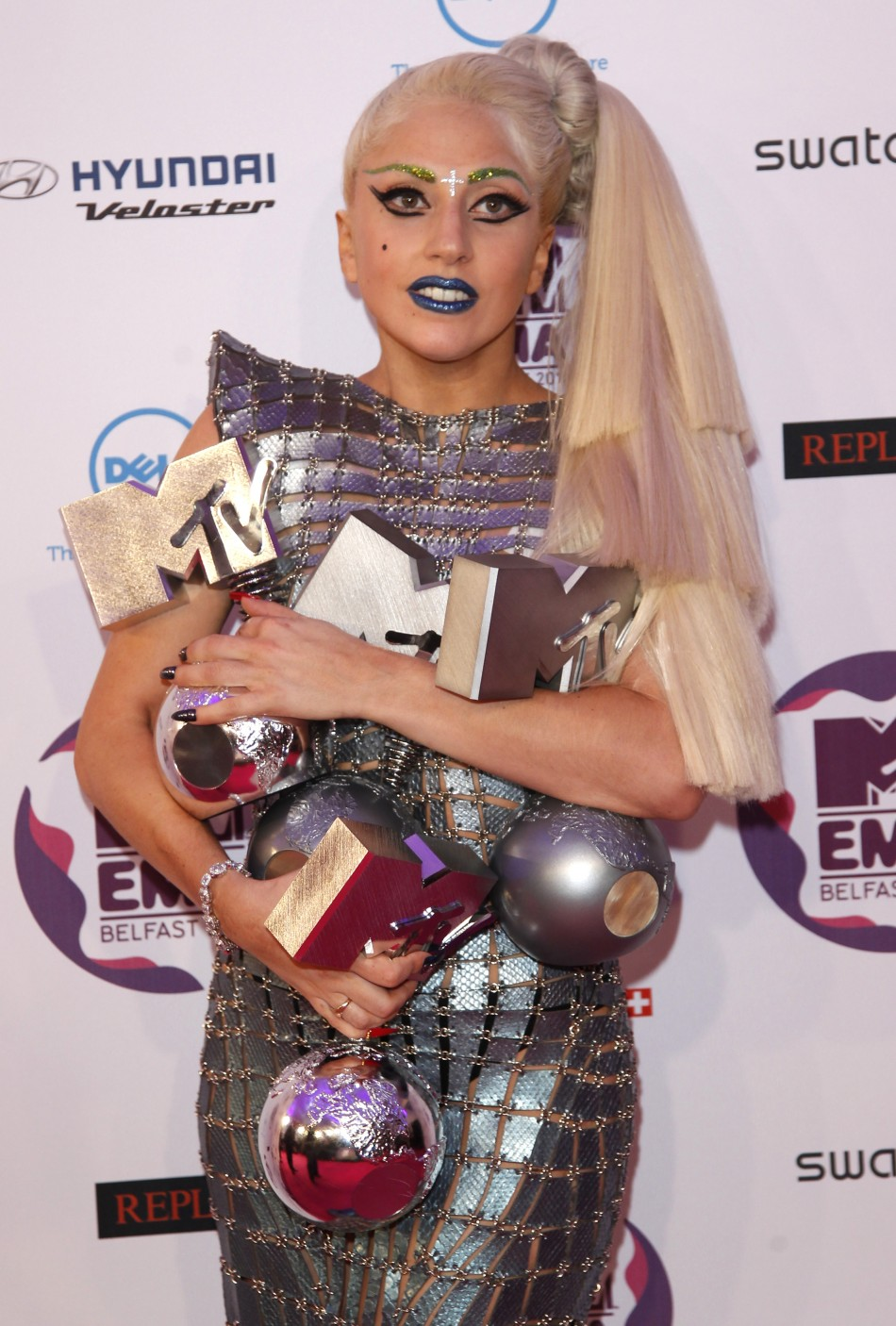Belfast Award Winning Hair Beauty Salon Riah Hair: MTV EMA 2011 Full List Of Winners