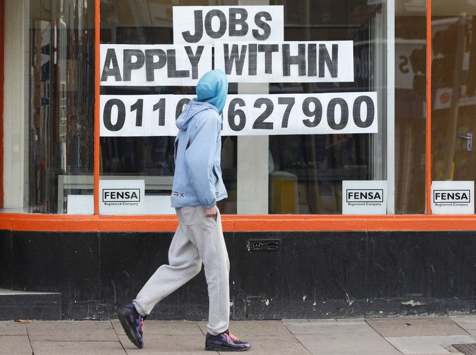Unemployment in Britain Jumps to 8.3%: Youth Joblessness at Record ...