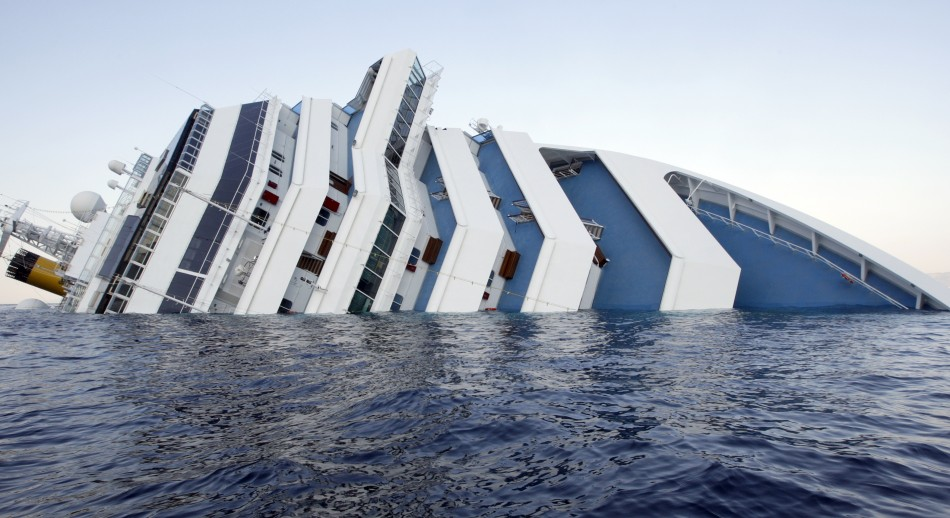 Cruise Ship Sinking: Captain Veered Onto 'Unapproved' Course