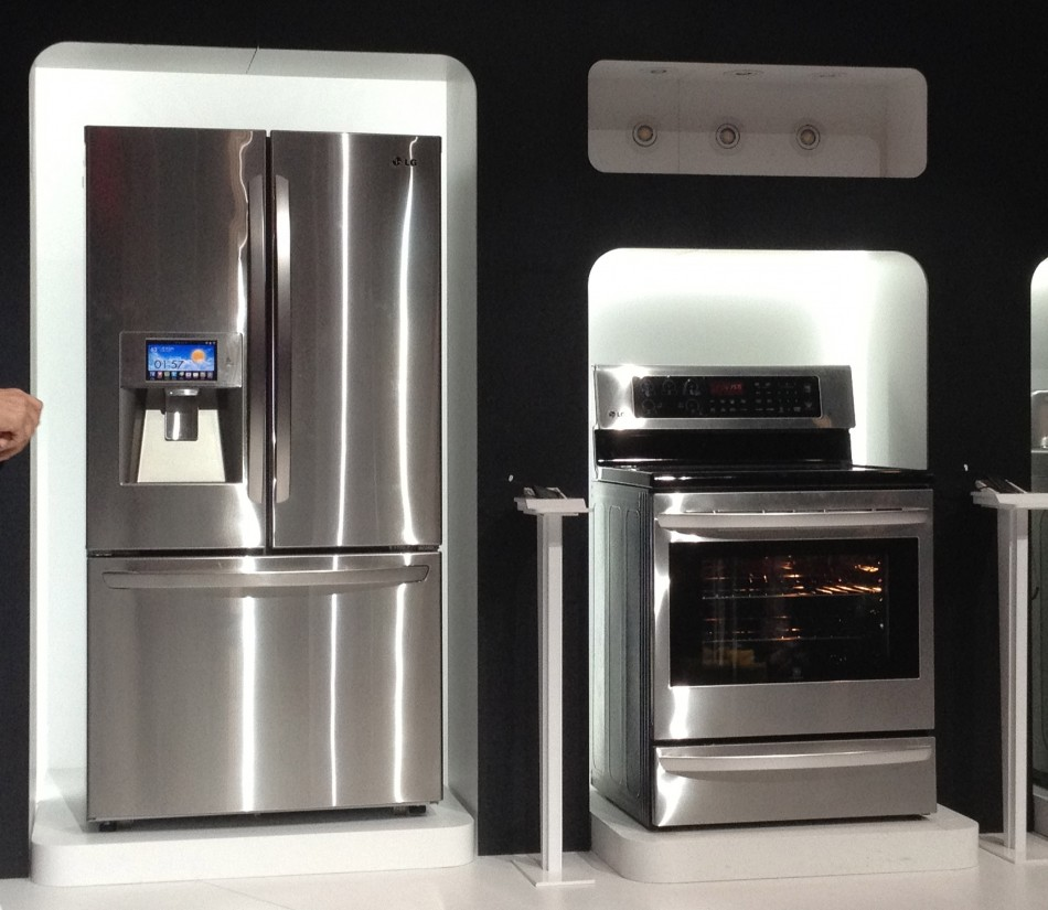 Ces 2012 Best Gadgets For The Future Home Slideshow
