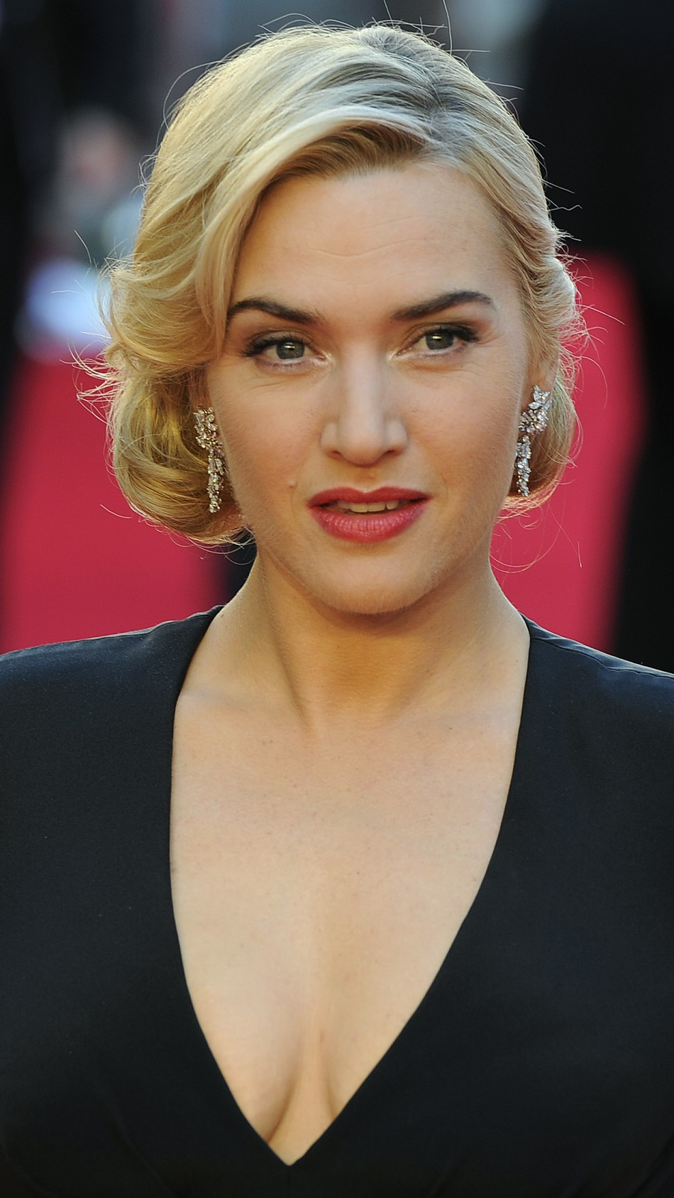 'Titanic 3D' Premiere: Kate Winslet is Radiant, 15 Years ... Kate Winslet