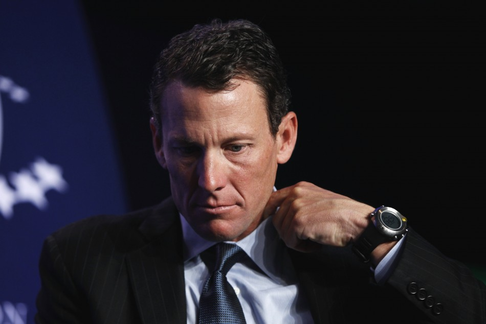Lance Armstrong Livestrong Donations Increase 25 Times Following Controversy