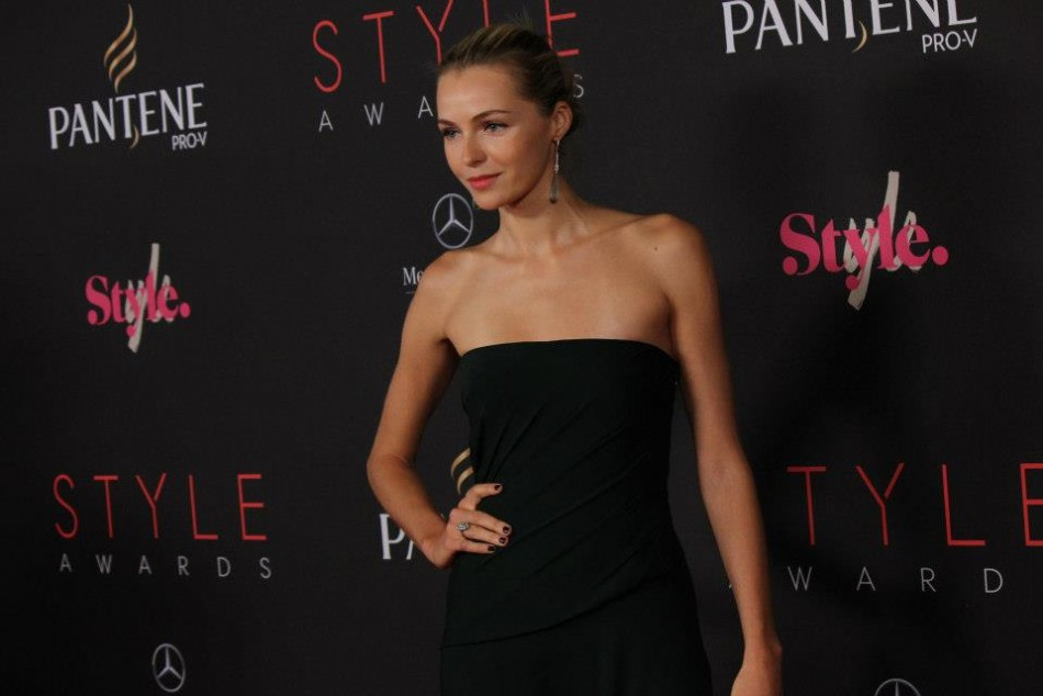 2012 Style Awards Honor Designer Carolina Herrera Kick