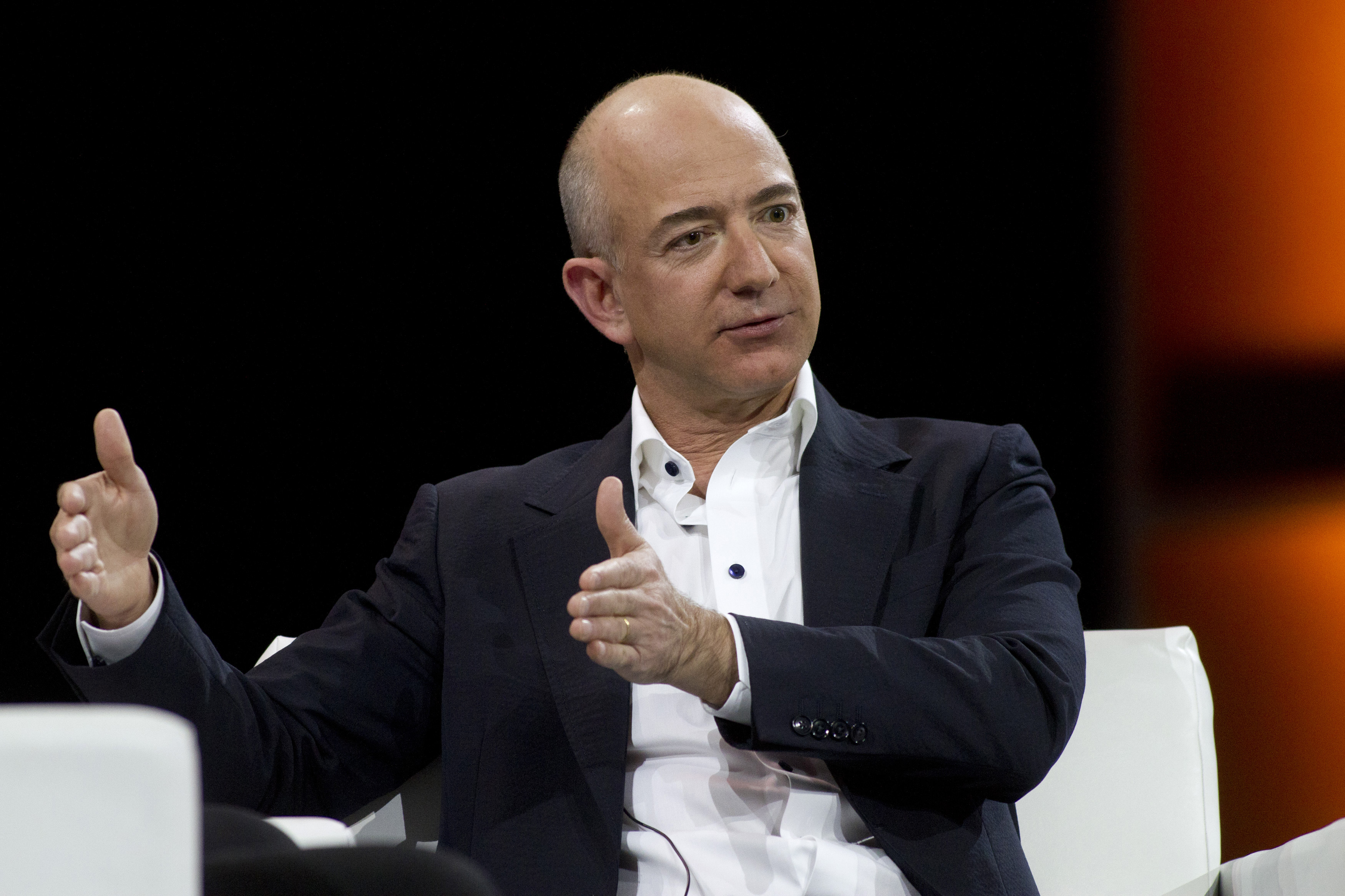 jeff bezos - photo #12