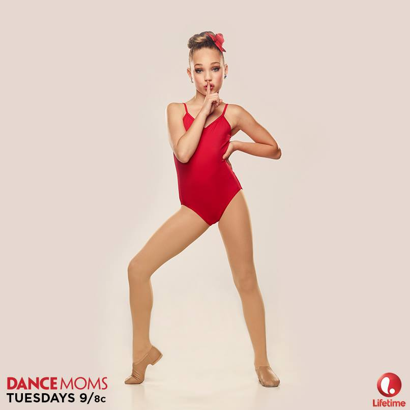 Dance Moms' Star Maddie Ziegler Teaches Jimmy Kimmel The Sia