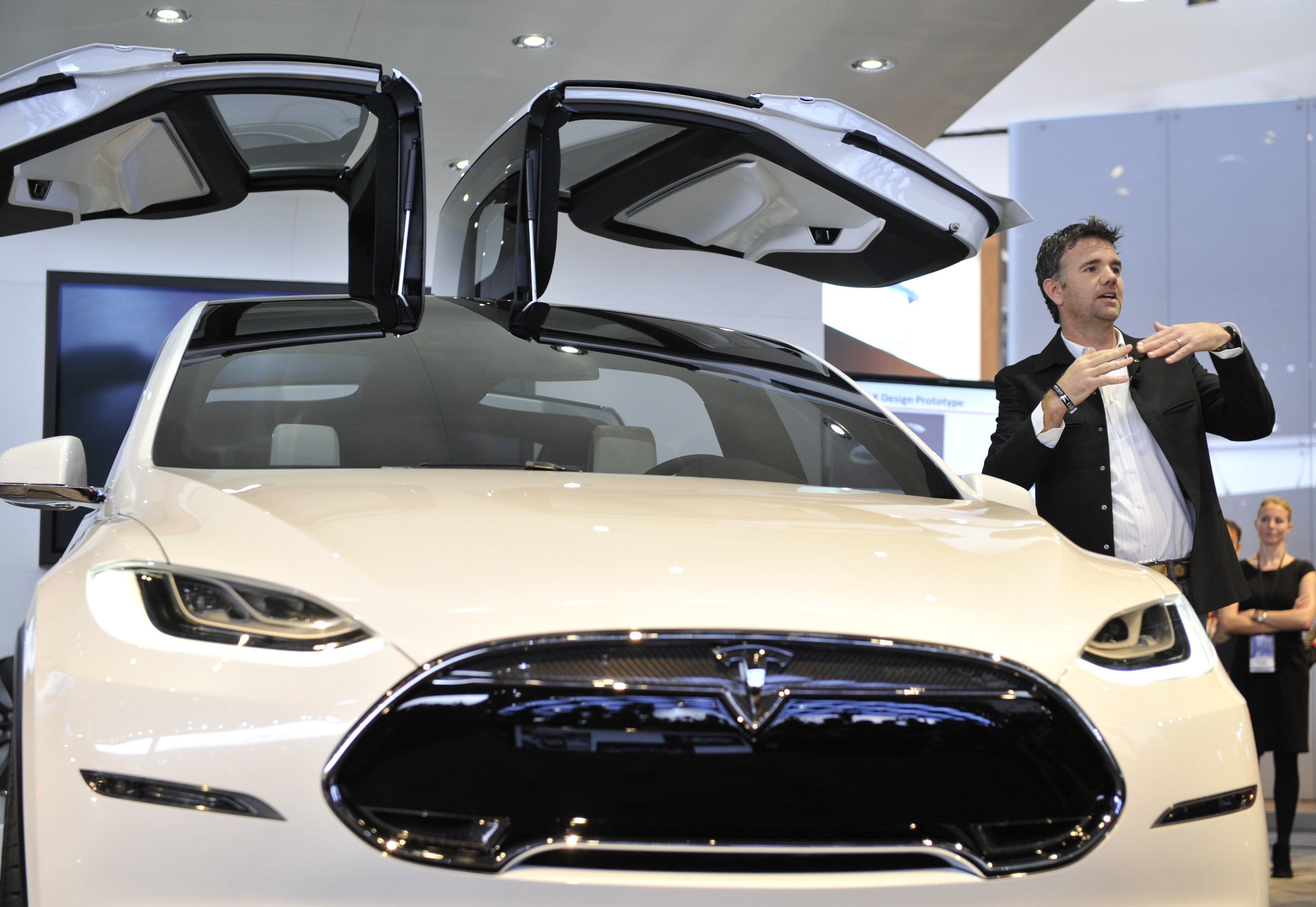 Tesla Model X Will Make The Tesla Model S Look Like Chopped Liver Morgan Stanley Analyst Says