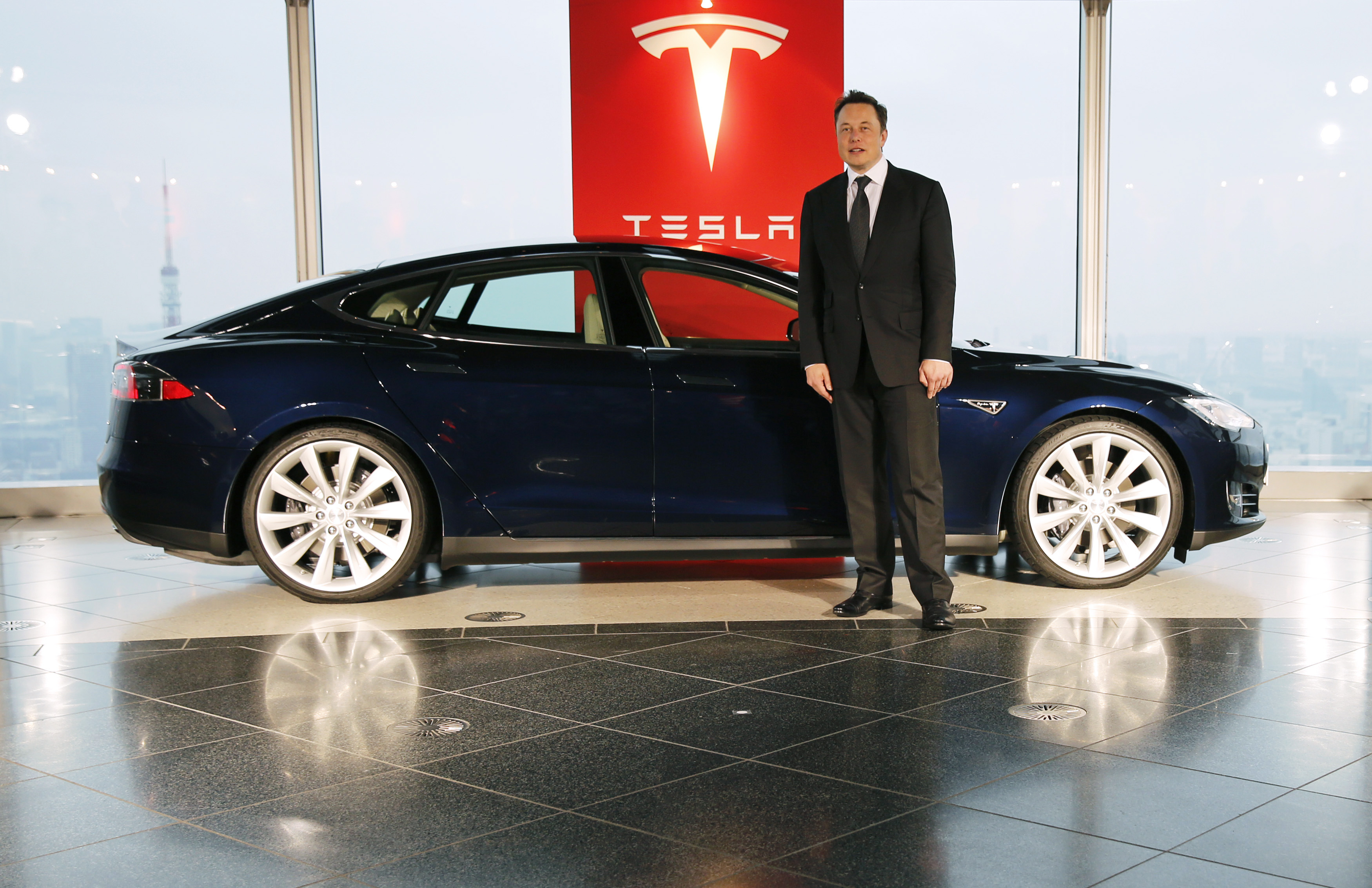Tesla Battery Cost >> 2017 Tesla Model 3 Starting Price: $50,000, According To A Sobering Report On Tesla's Future ...