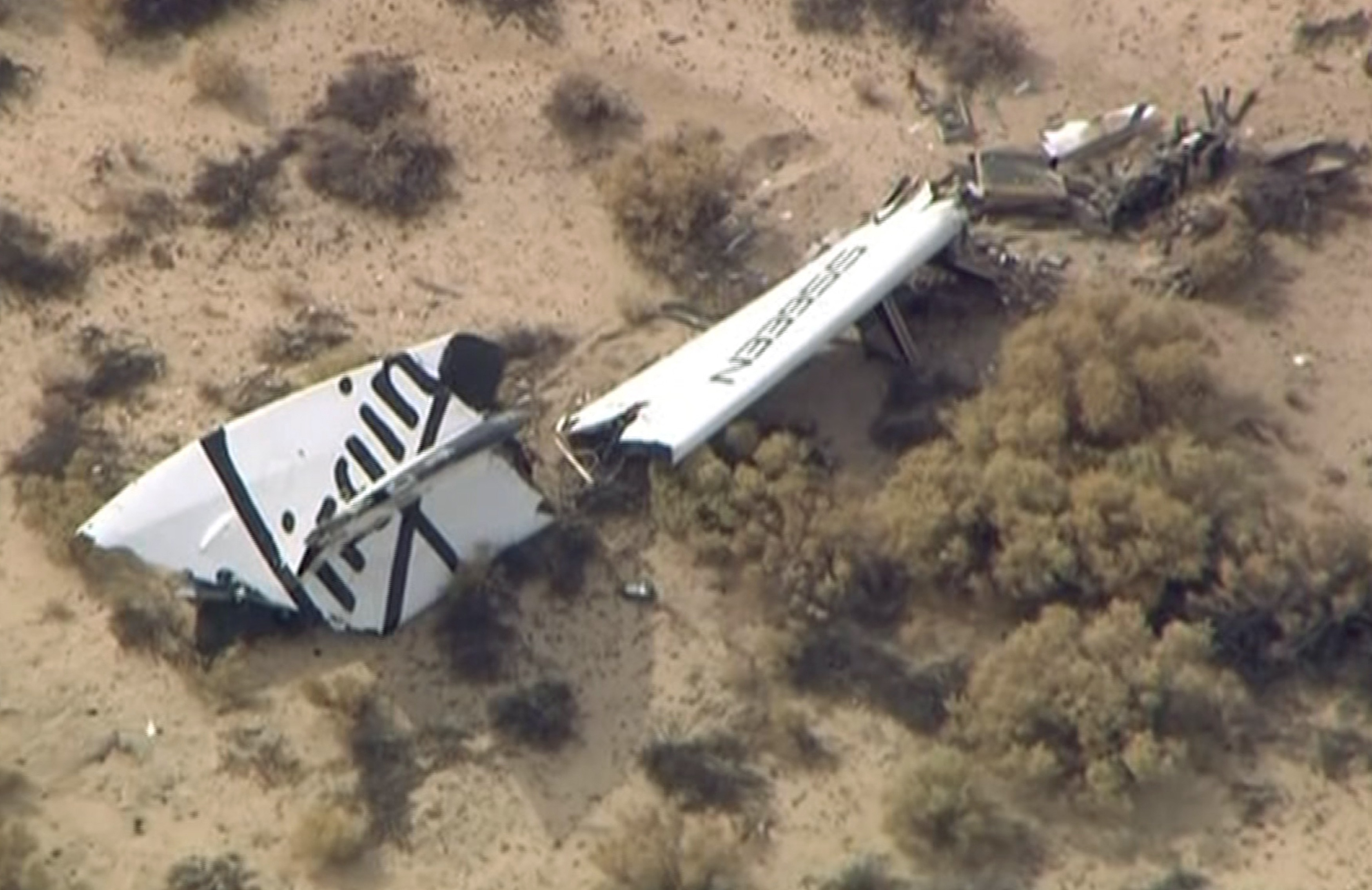 Virgin Galactic Crash: One Confirmed Dead In SpaceShipTwo ...