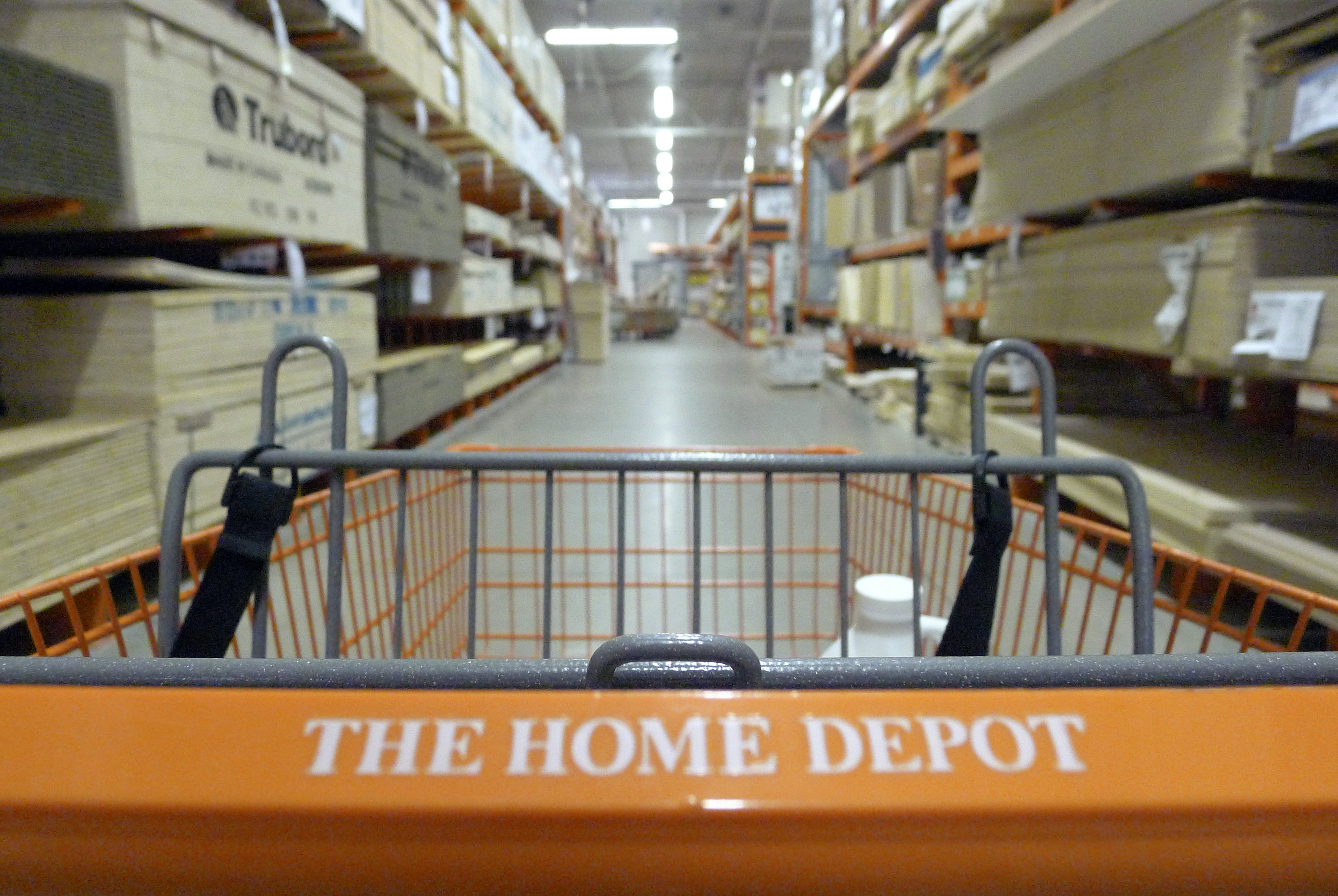 home improvement lowes and home depot bright spots in retail this season