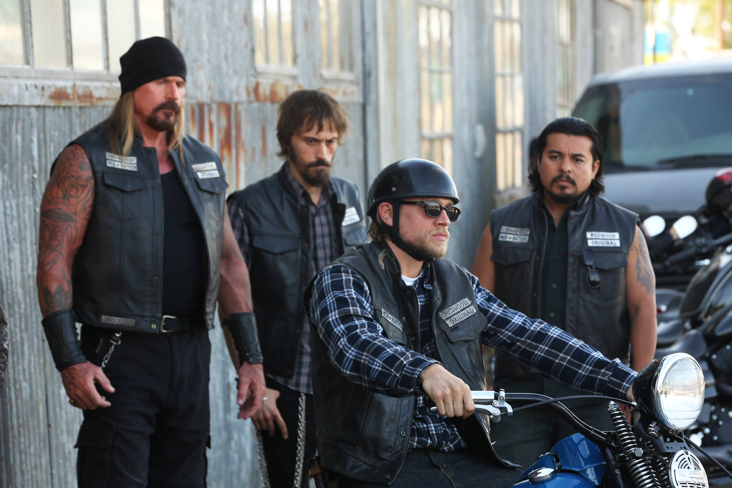 Sons Of Anarchy Kinox