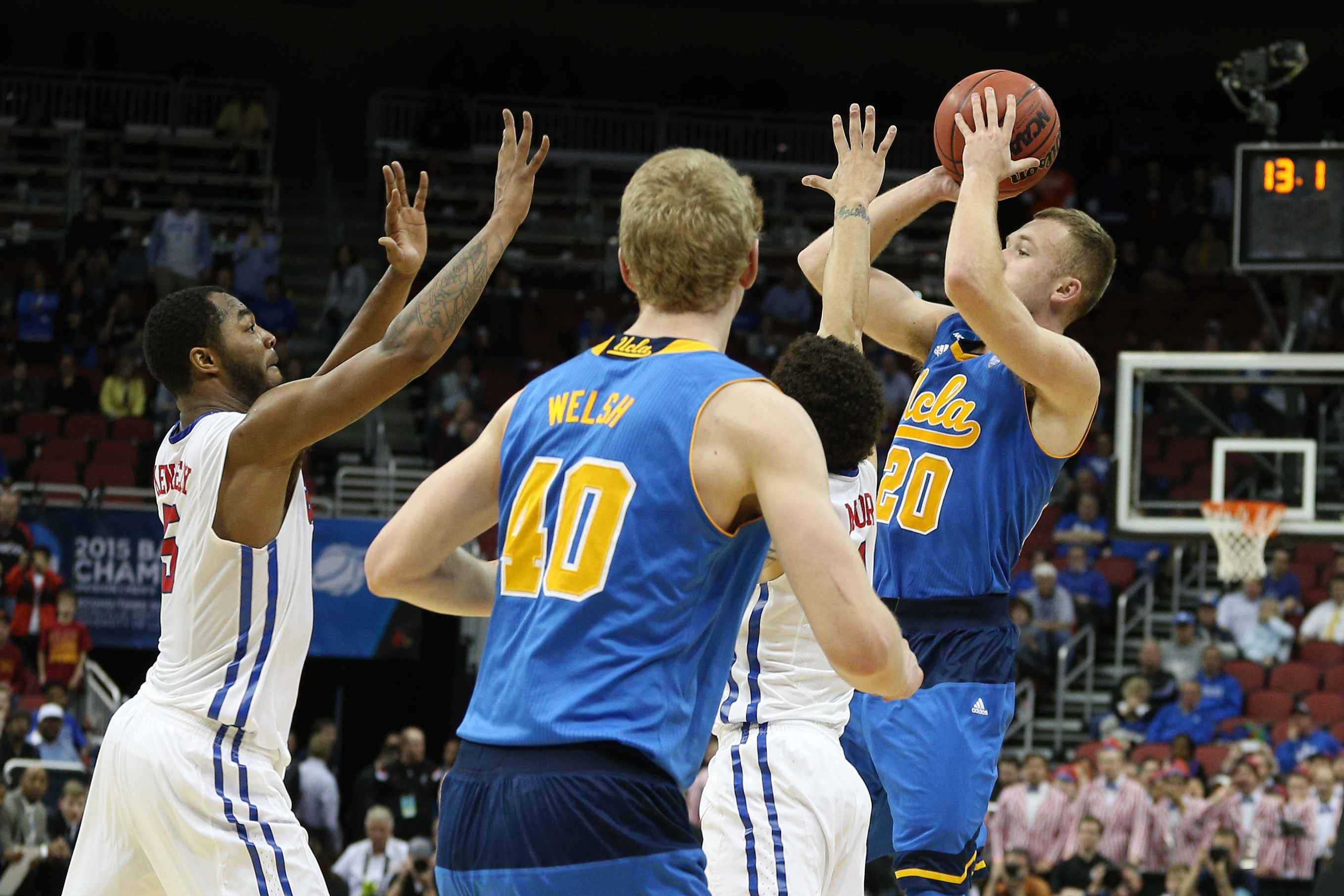 UCLA Bruins Vs. UAB Blazers Basketball Start Time TV Channel Live Stream Betting Odds ...