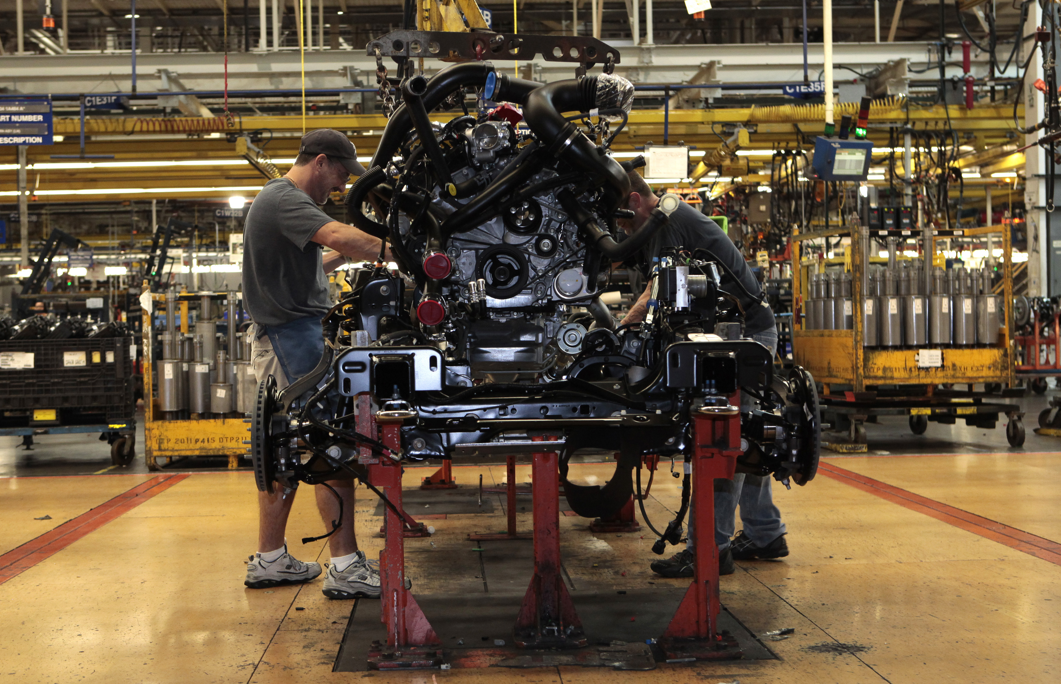 Gm And Uaw Contract Talks Rtxo