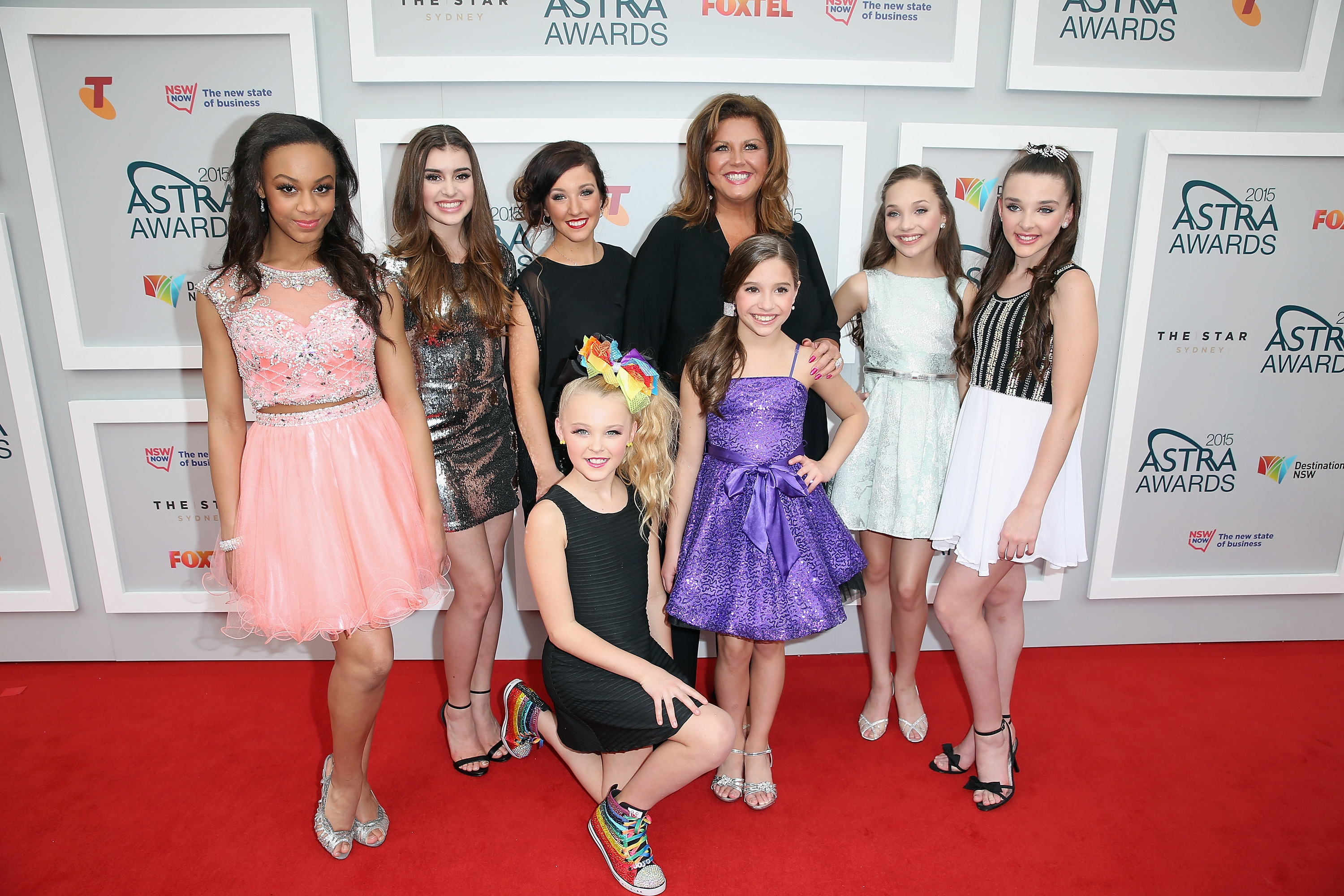 meet the cast of dance moms 2015 nationals