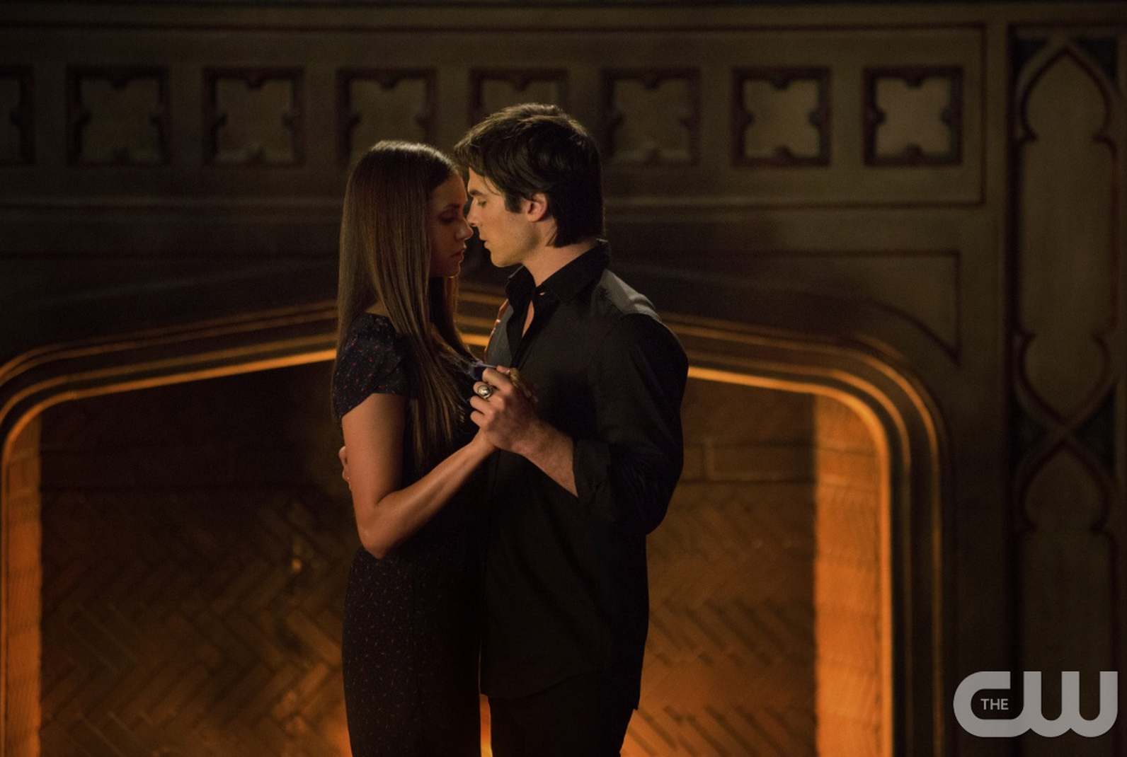 damon and elena 6x06 ending relationship