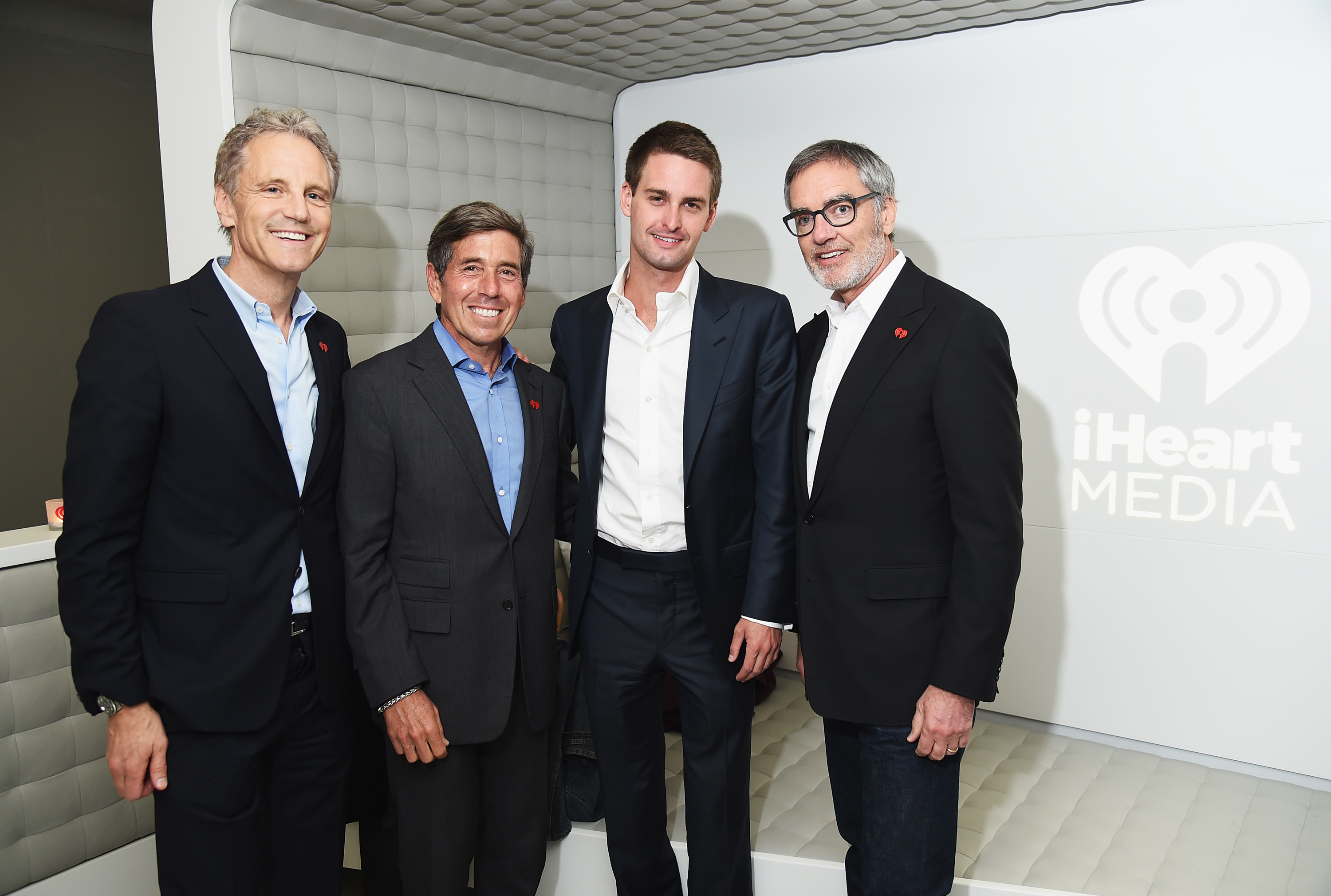Snapchat ceo evan spiegel showed up at bob pittman 39 s for Spiegel young money