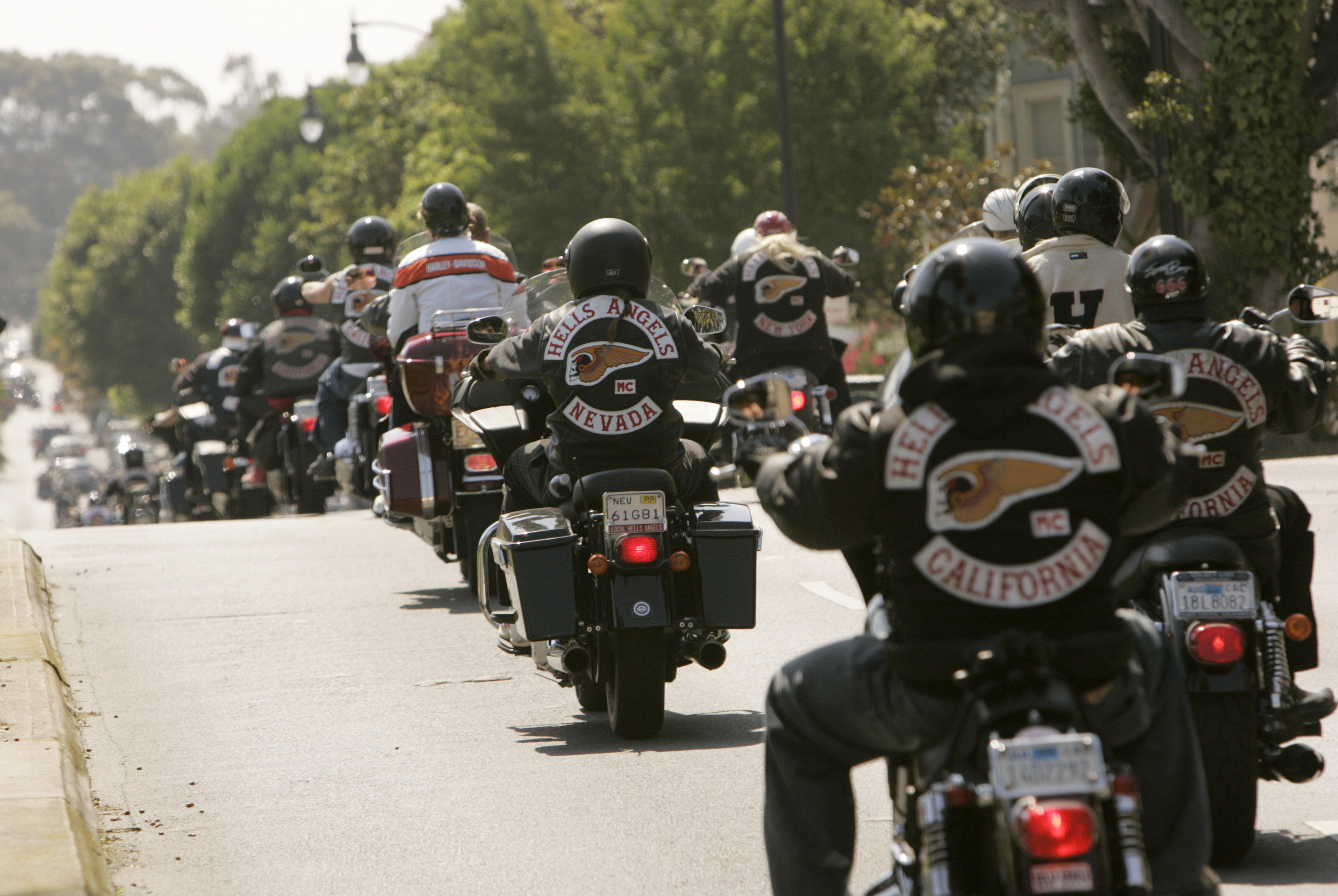 Mennonite Biker Gangs Clash with Hells Angels at Sturgis?