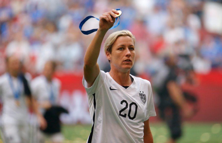 Is Amy Wambach Gay