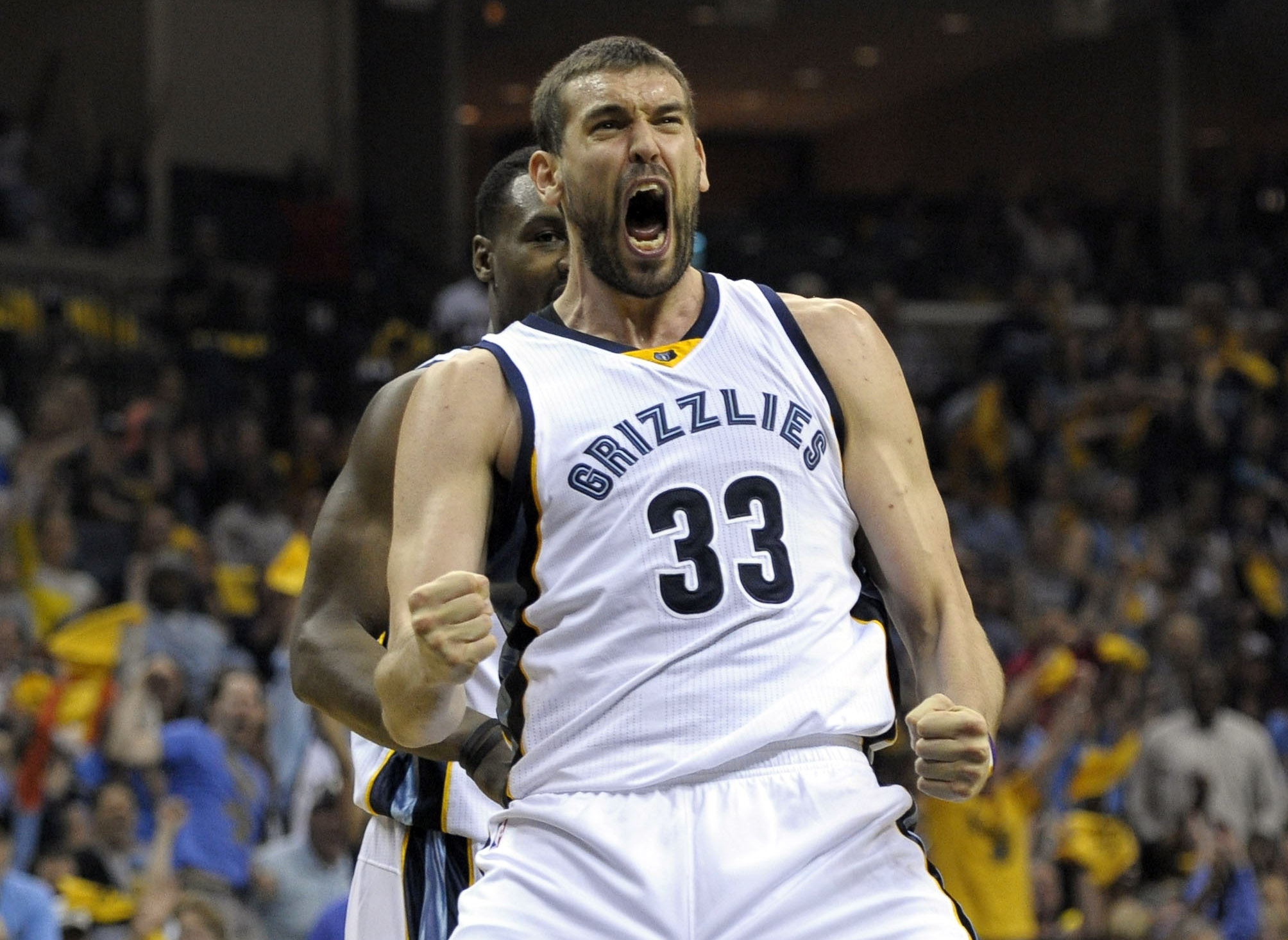 Marc Gasol To 'Grit 'N Grind' With Memphis Grizzlies For ...