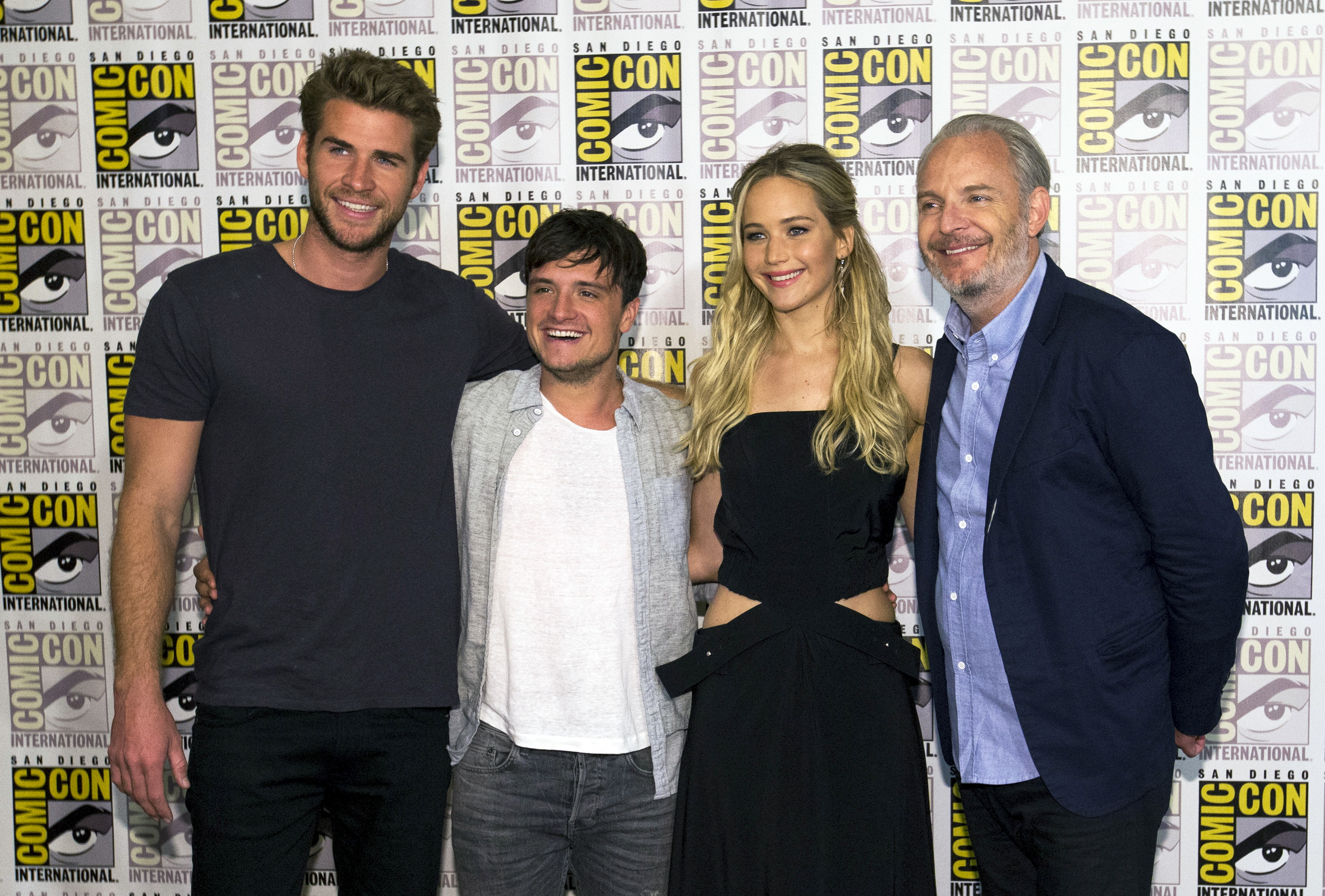 'Hunger Games: Mockingjay Part 2' Trailer Gets Official ...