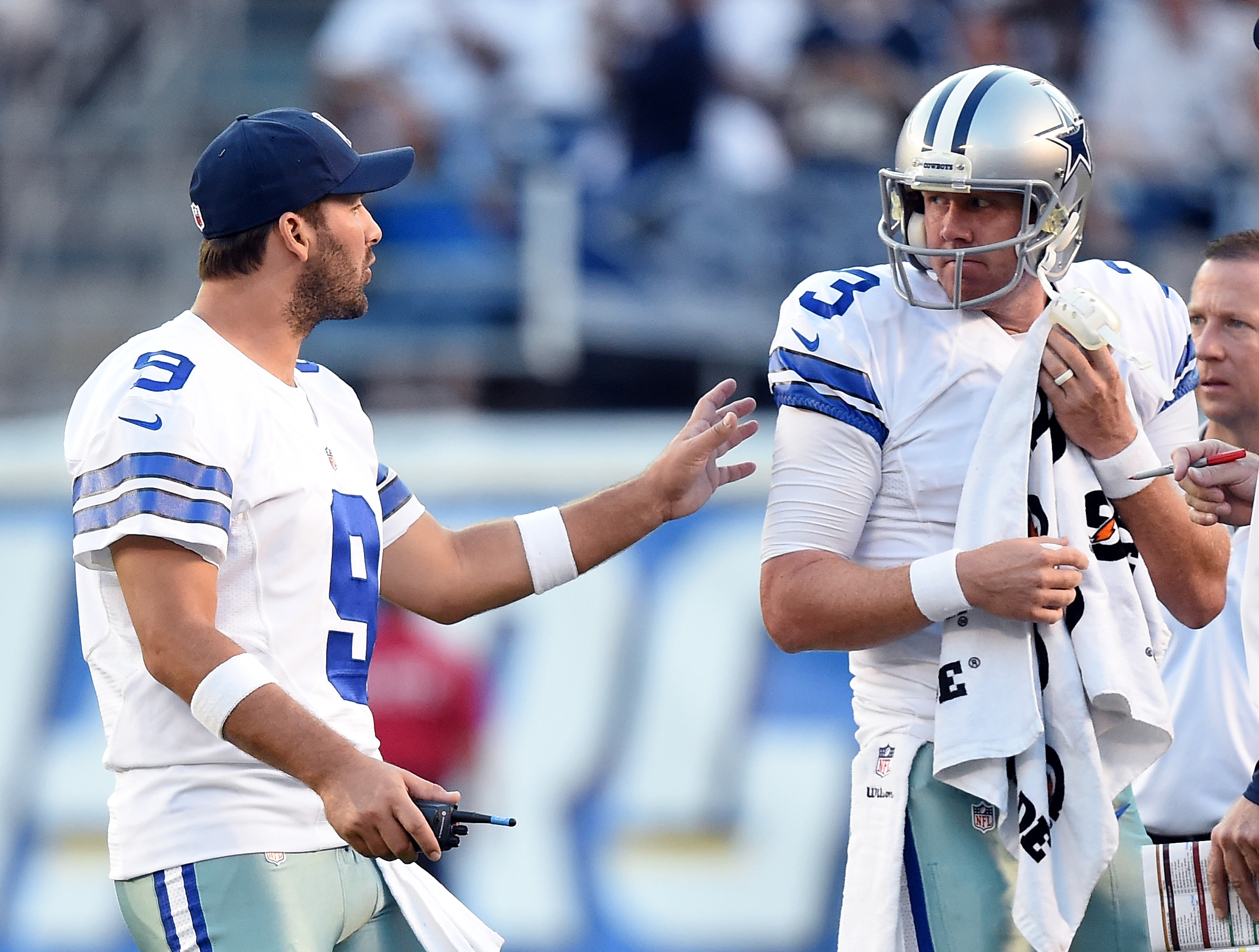 Dallas Cowboys News Battle For Final Roster Spots Heat Up