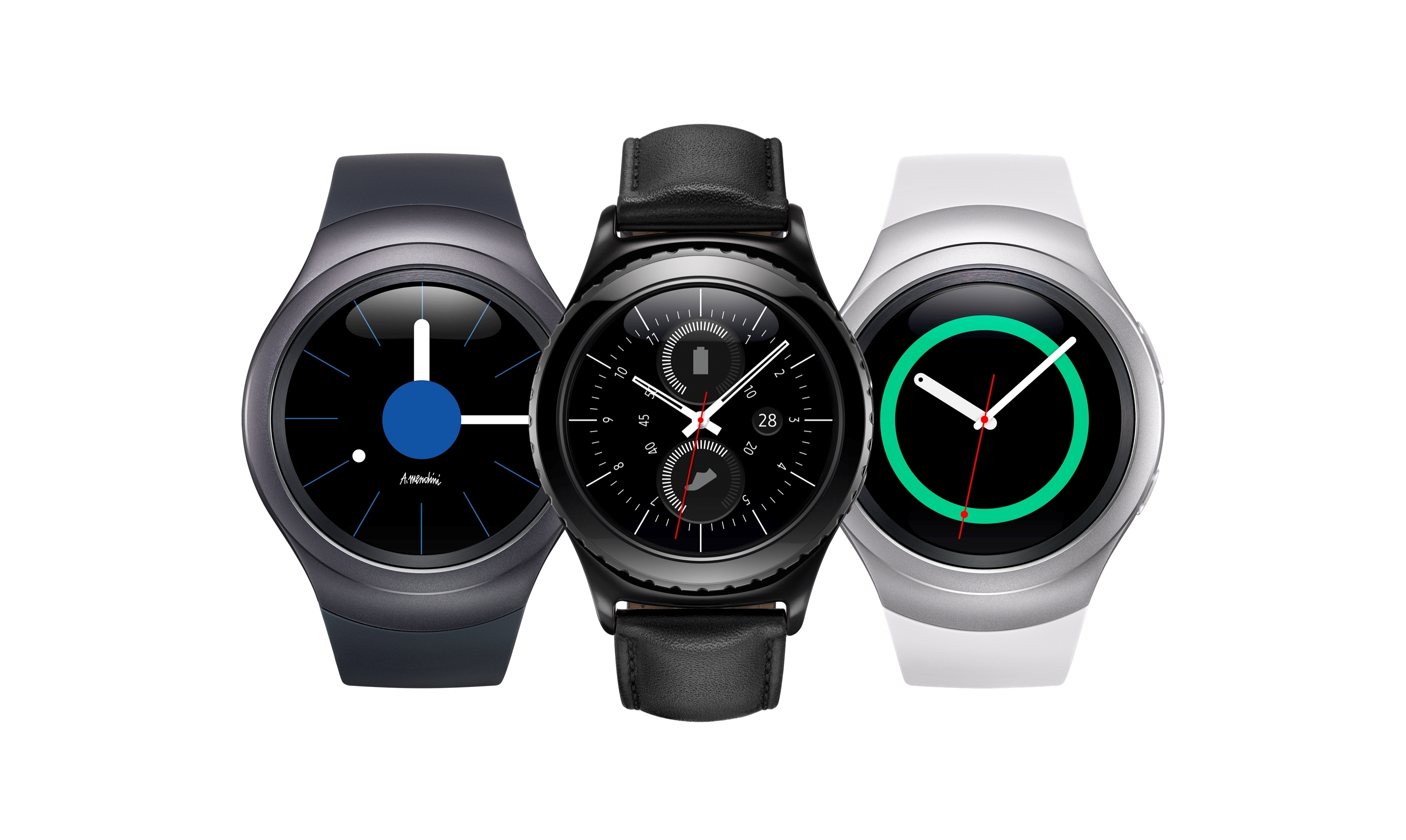 Gear S2 Release Date: Samsung's Latest Smartwatch Launches ...