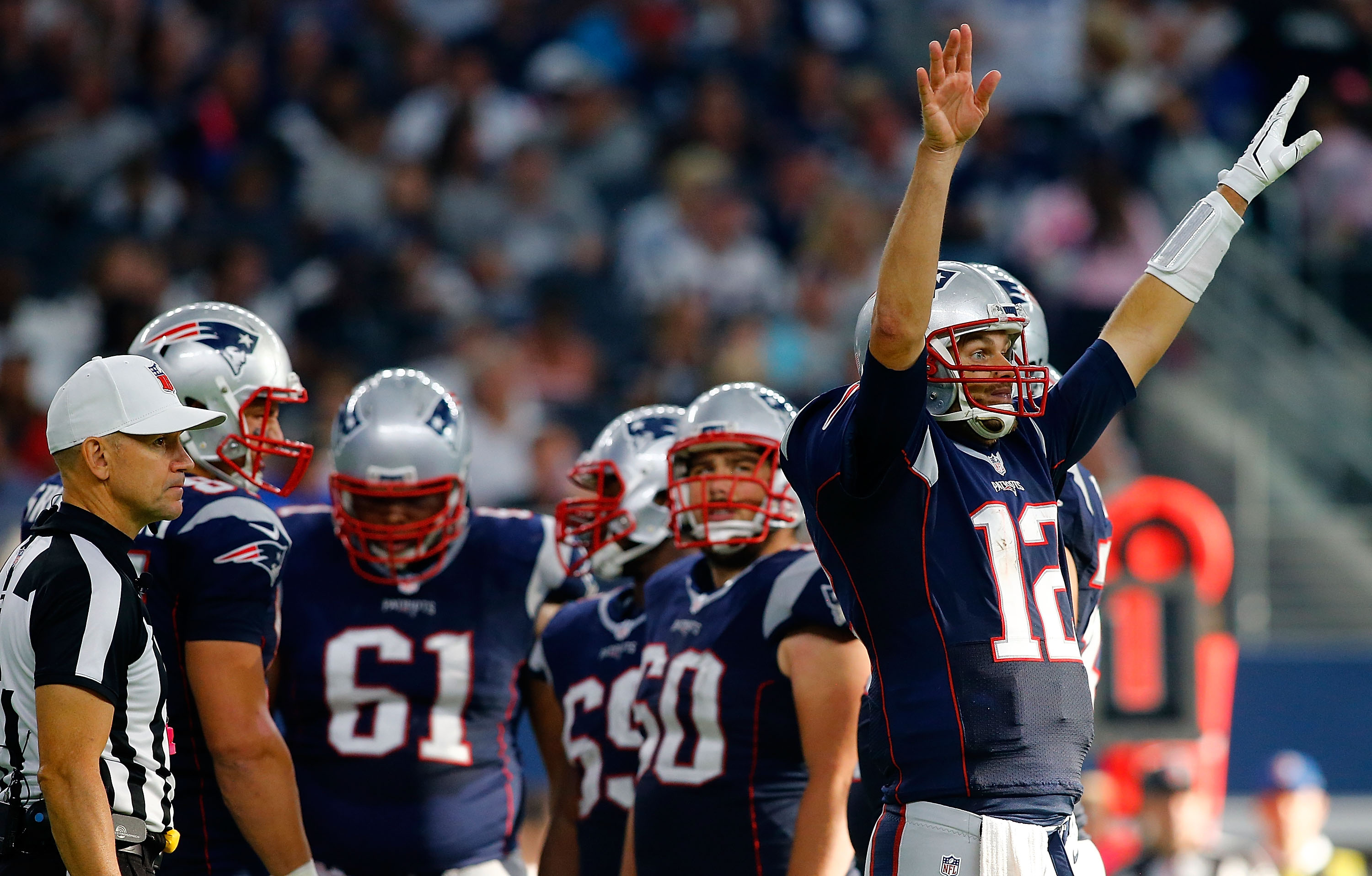 betting line seahawks patriots nfl point spreads week 6