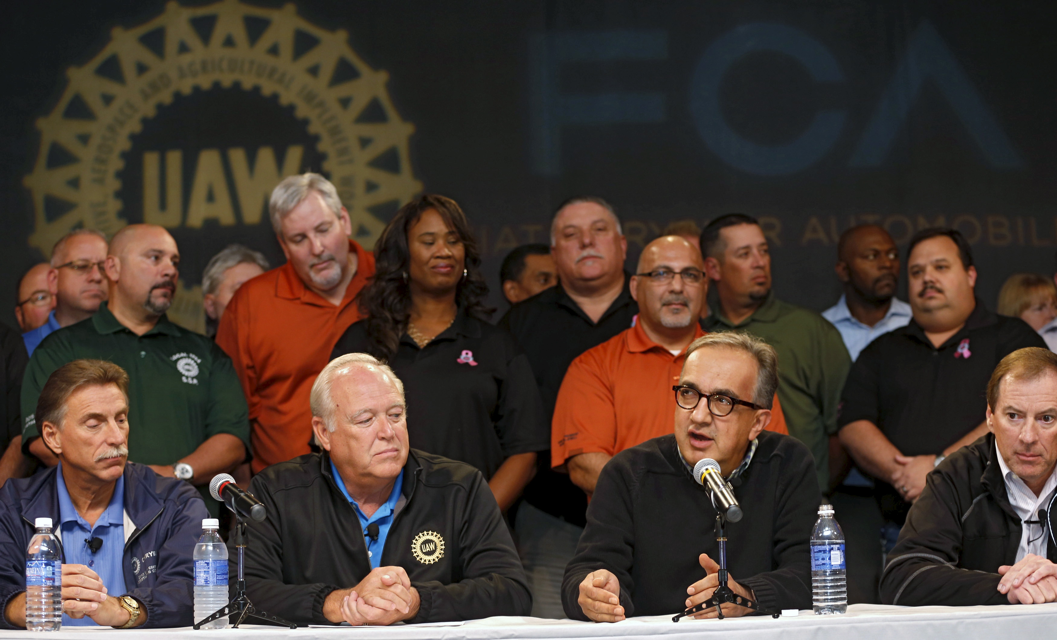 Gm And Uaw Contract Talks Rtsamb