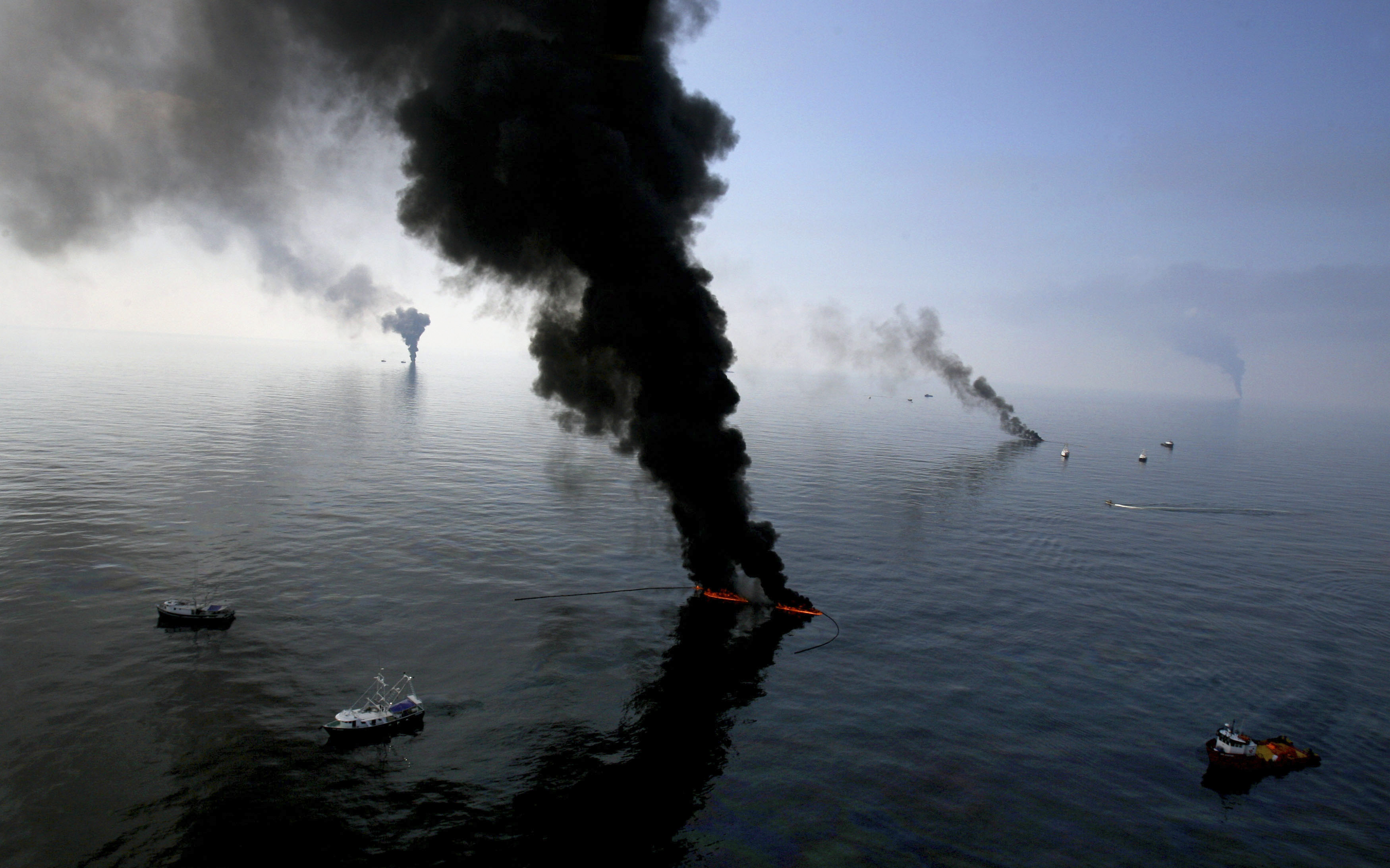 bp and oil spill Five years after the worst offshore oil spill in us history, louisiana residents say they're still feeling the economic effects.