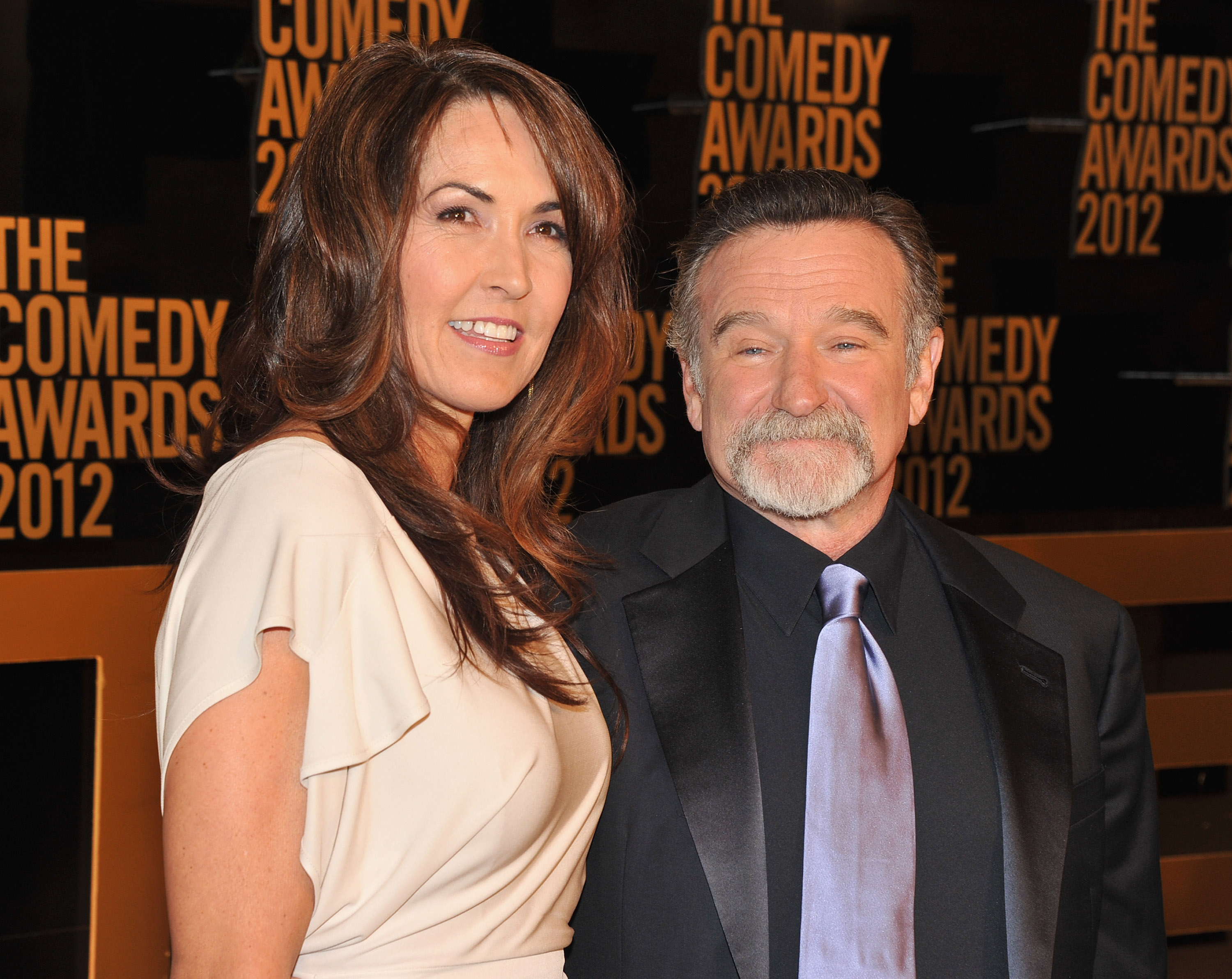 Susan Schneider Opens About Robin Williams' Death; Claims ...