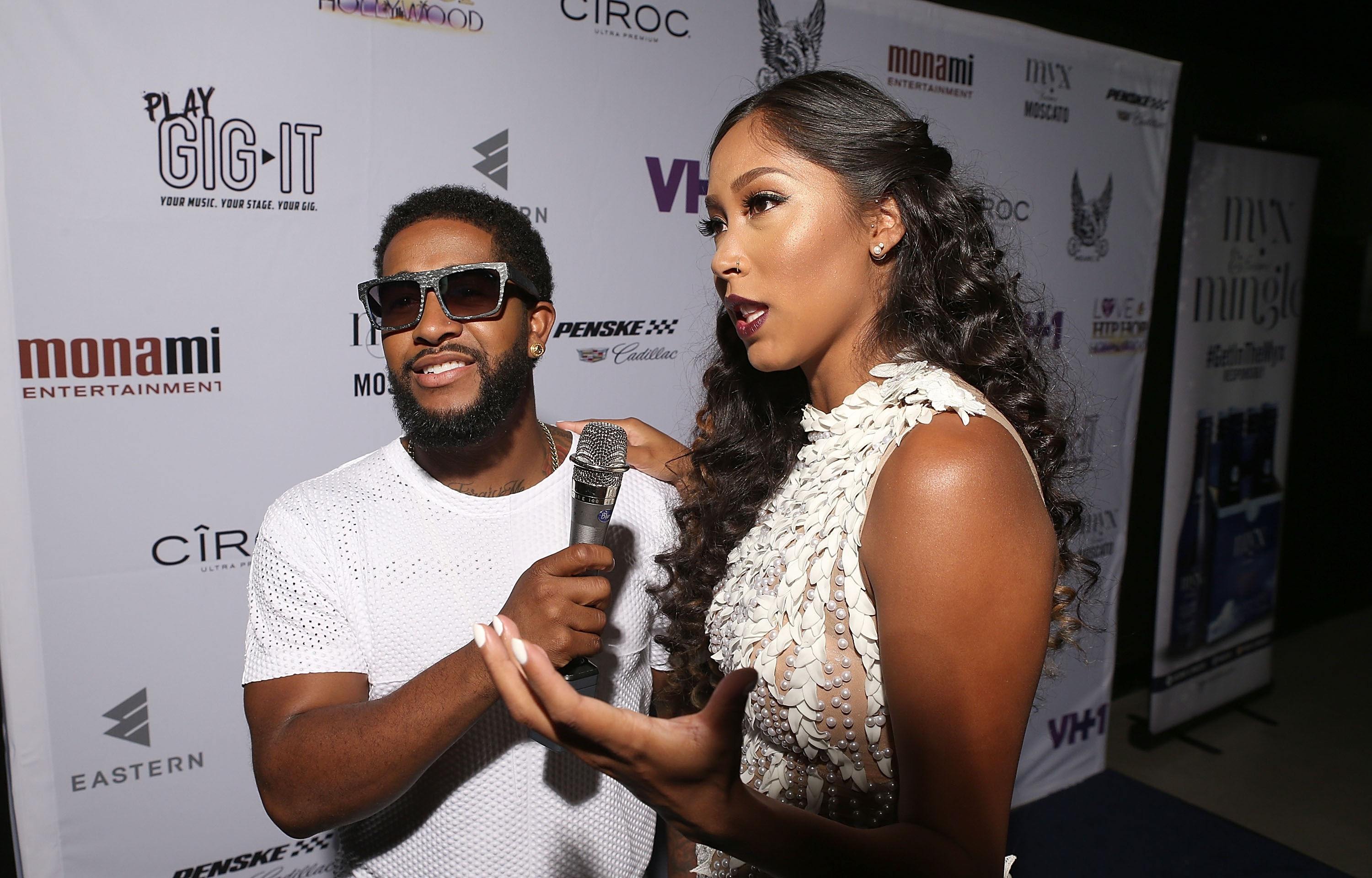 'Love & Hip Hop: Hollywood' Season 2 Spoilers: Apryl Jones ...