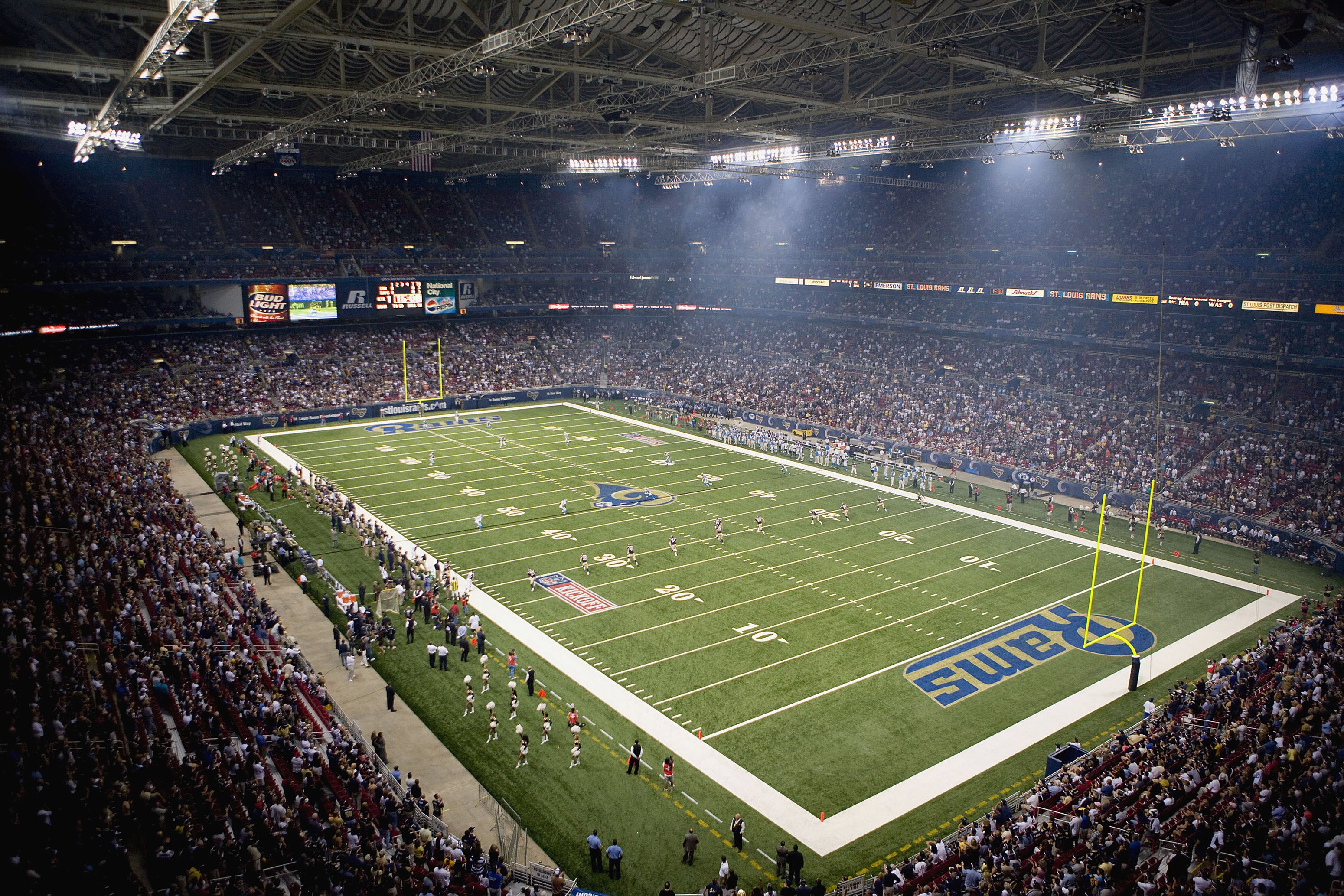Nfl Los Angeles Rams Relocation Good News For St Louis