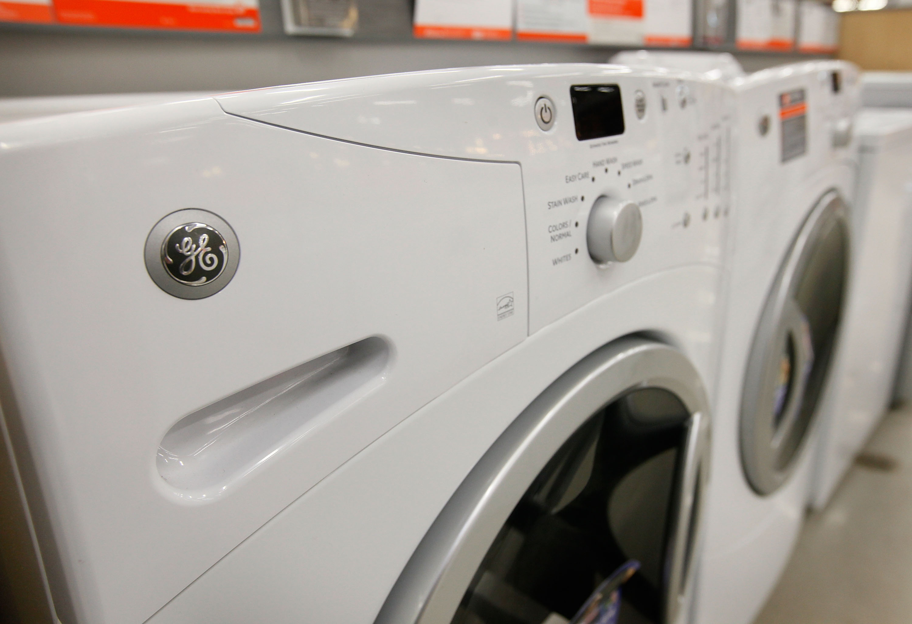 Home Depot Appliances Dryers