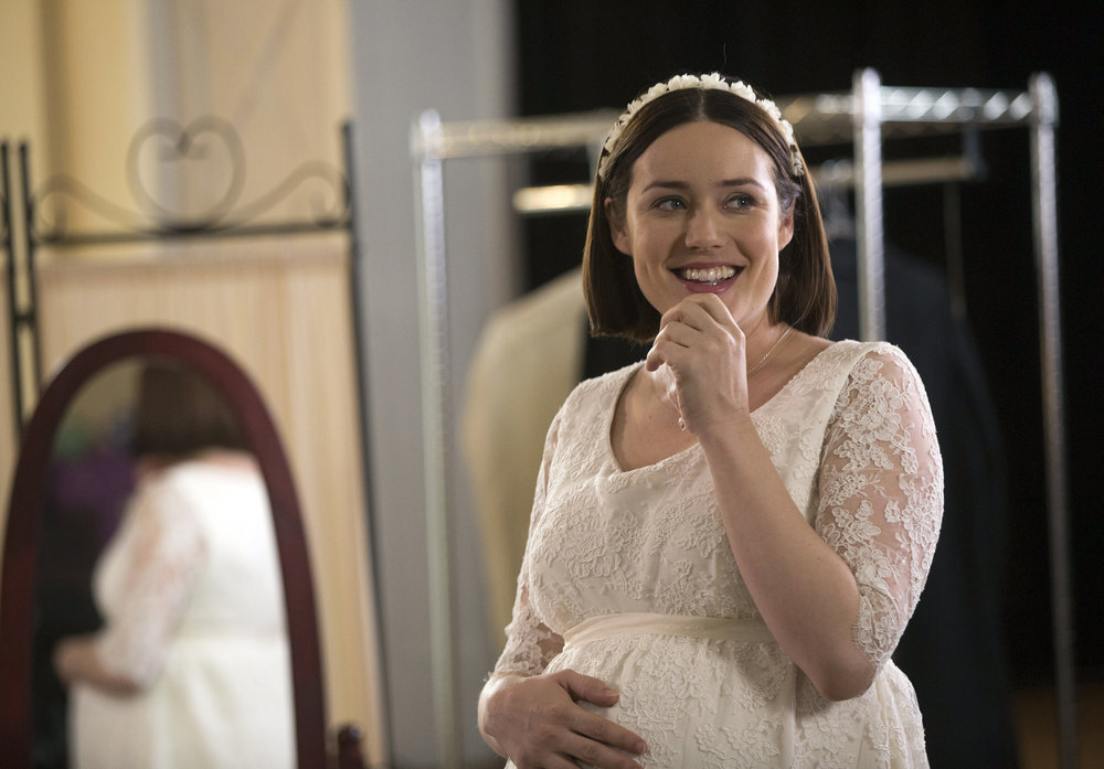 blacklist season 3 liz - Wedding Ceremony Conclusion