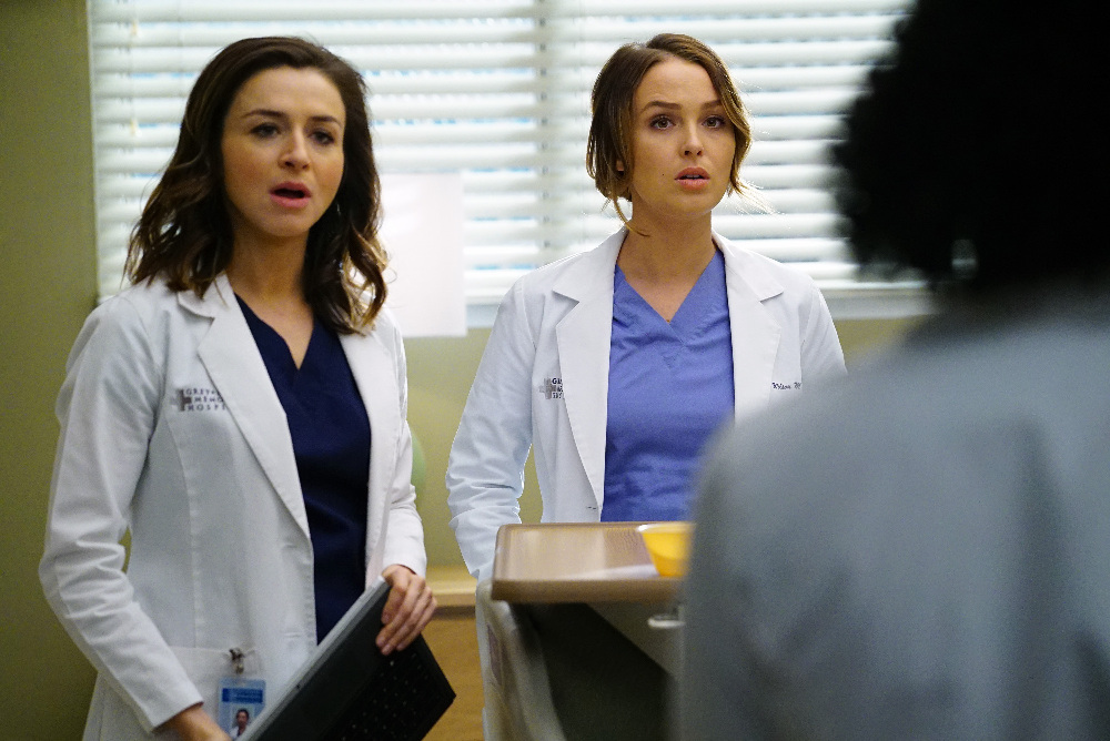 'Grey's Anatomy' Season 12 Spoilers: Find Out Who Breaks ...