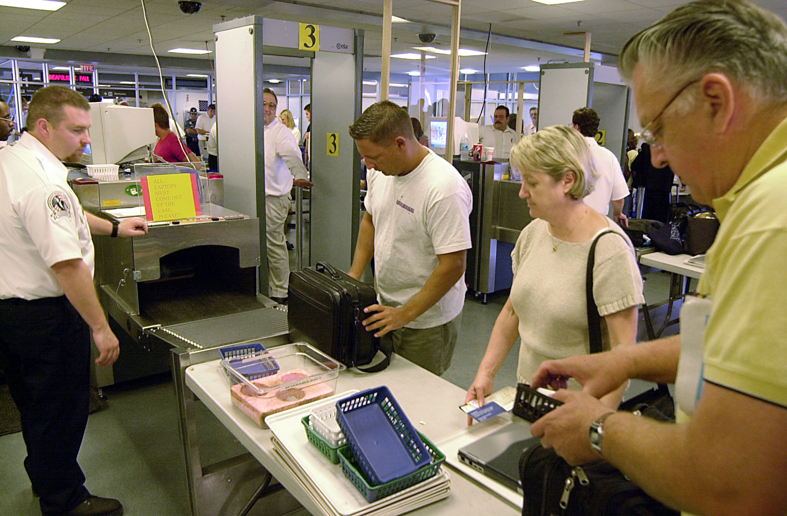 tips to reduce tsa lines, airport security wait times