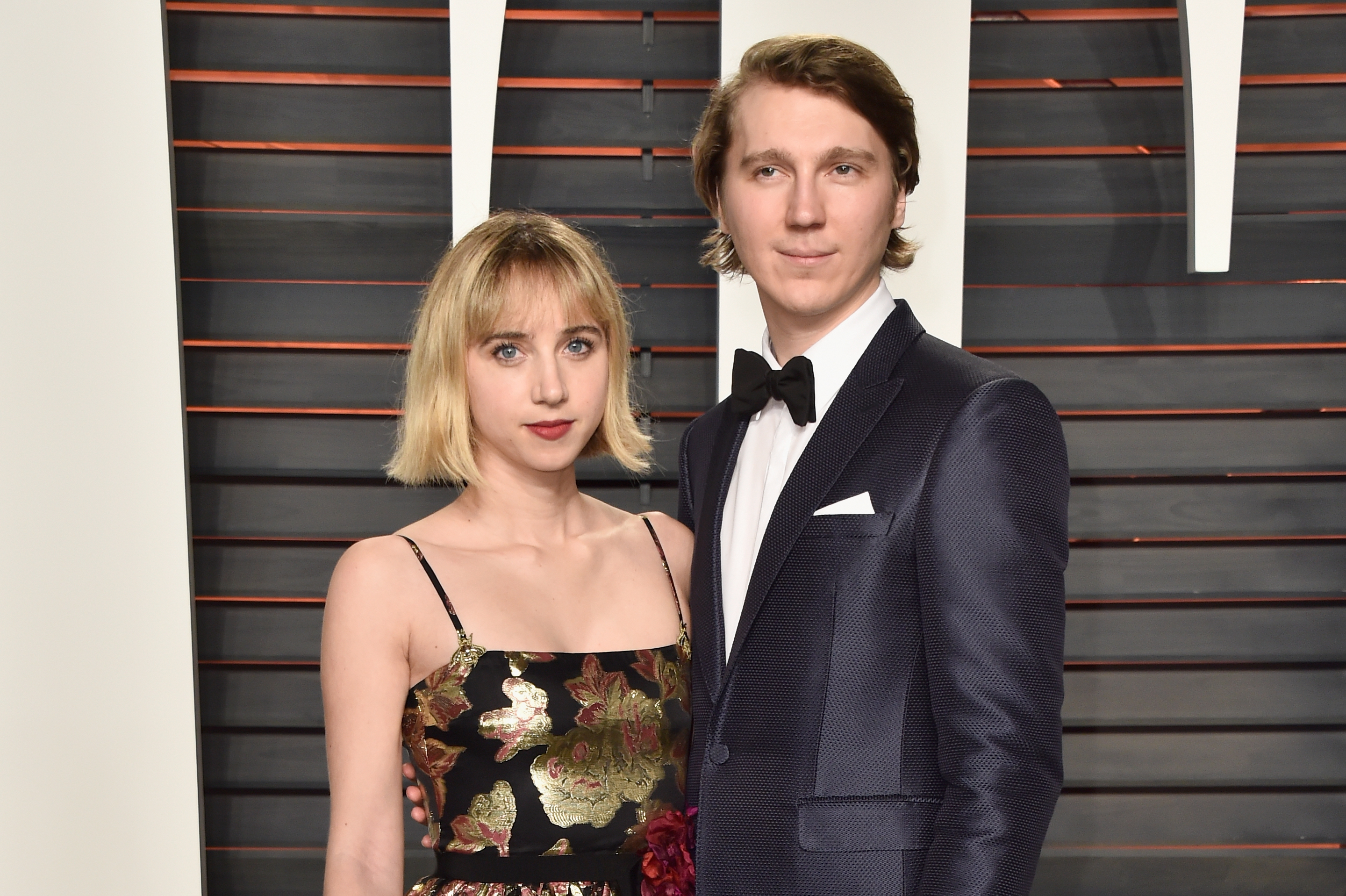 Image result for ZOE KAZAN AND PAUL DANO