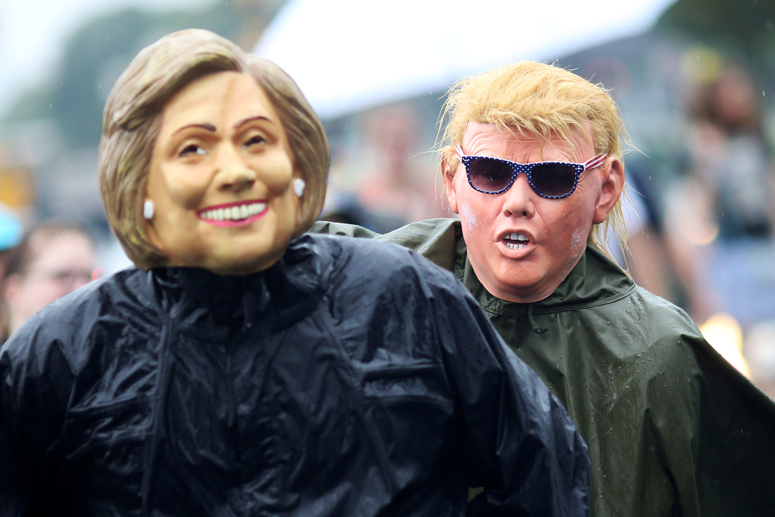 Donald Trump, Hillary Clinton 'Sexy' Halloween Costumes Are Now On ...