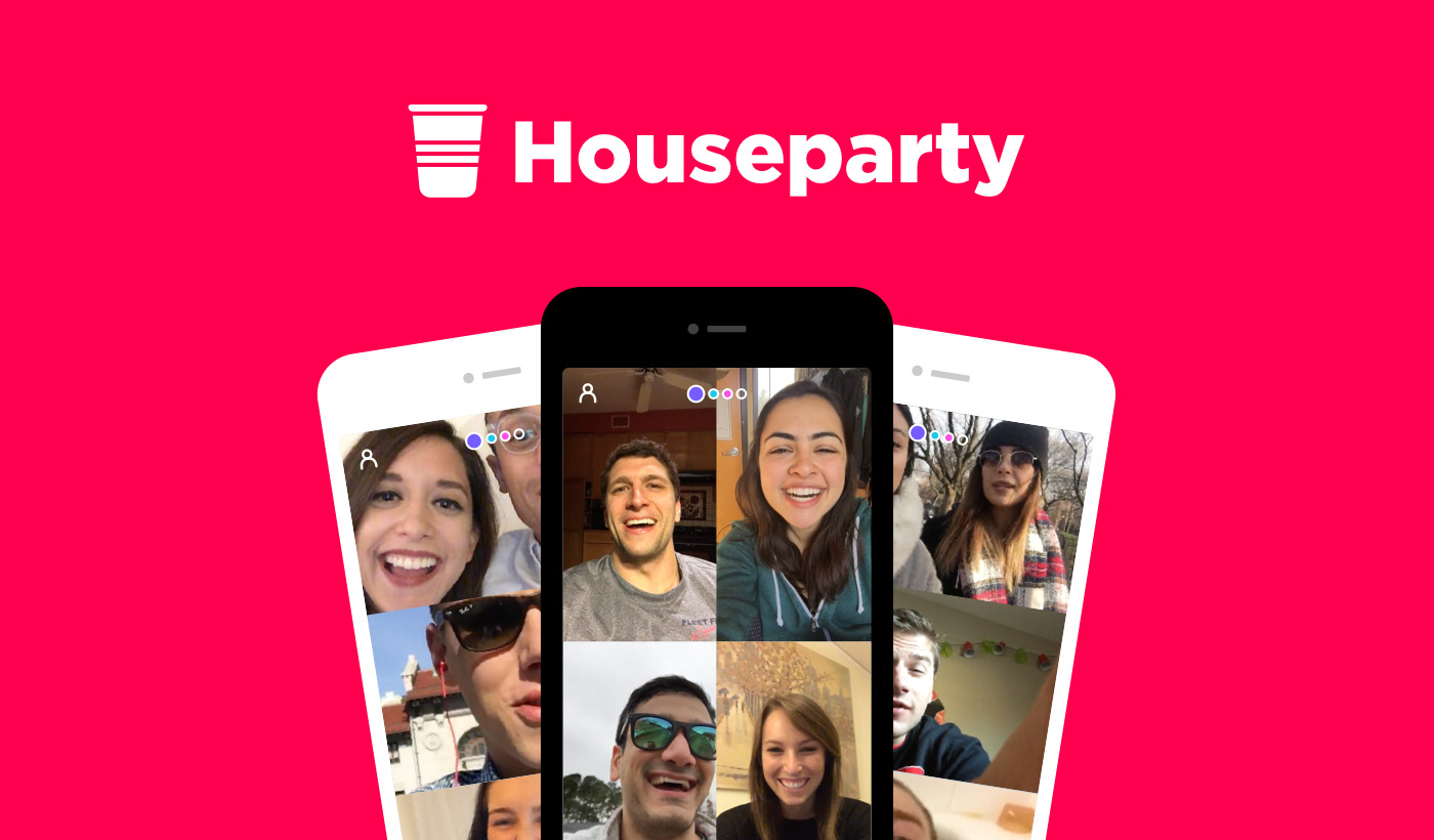 Houseparty App For Ios And Android Lets You Group Video