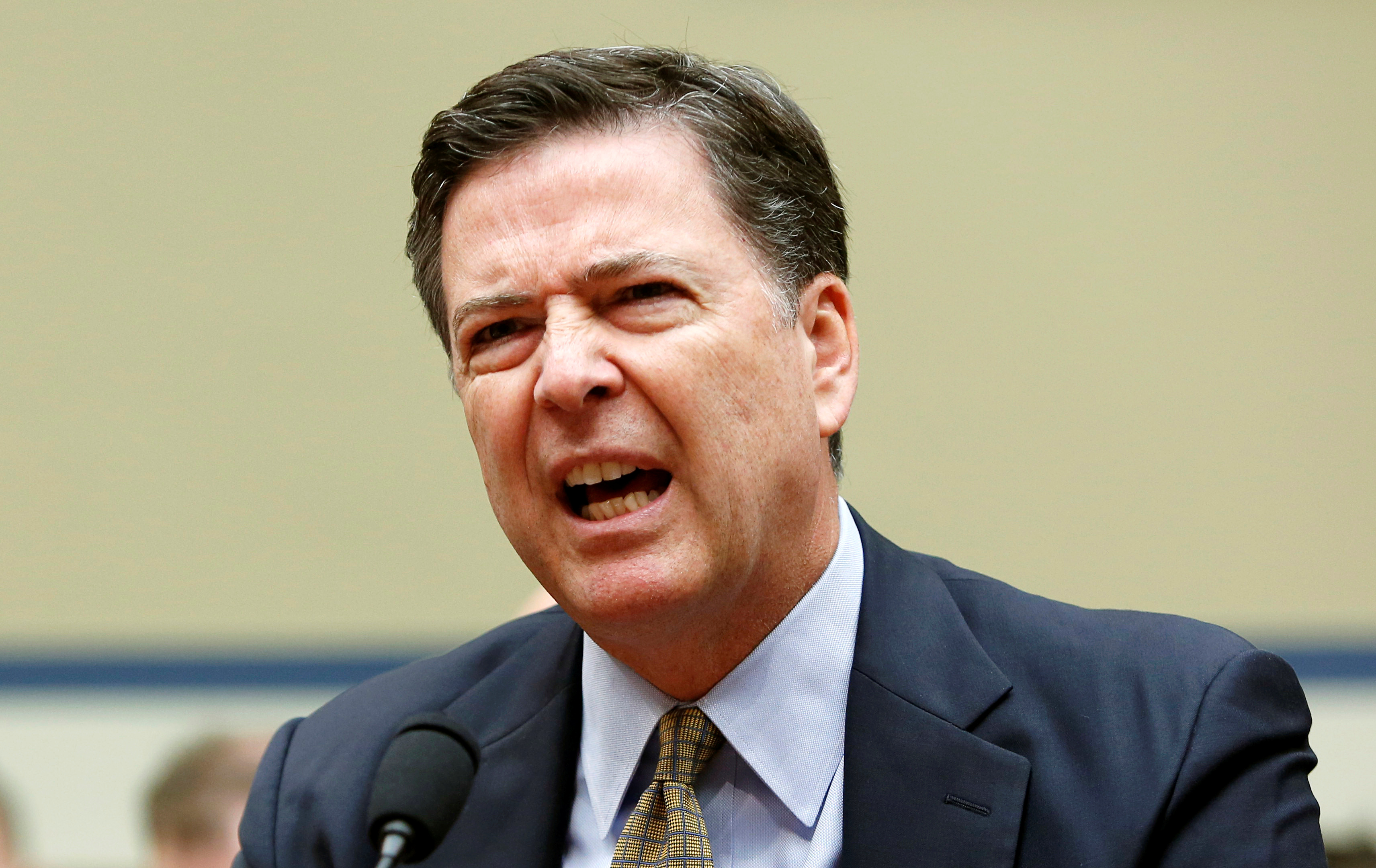 Is James Comey Republican Or Democrat? FBI Director's Political ...