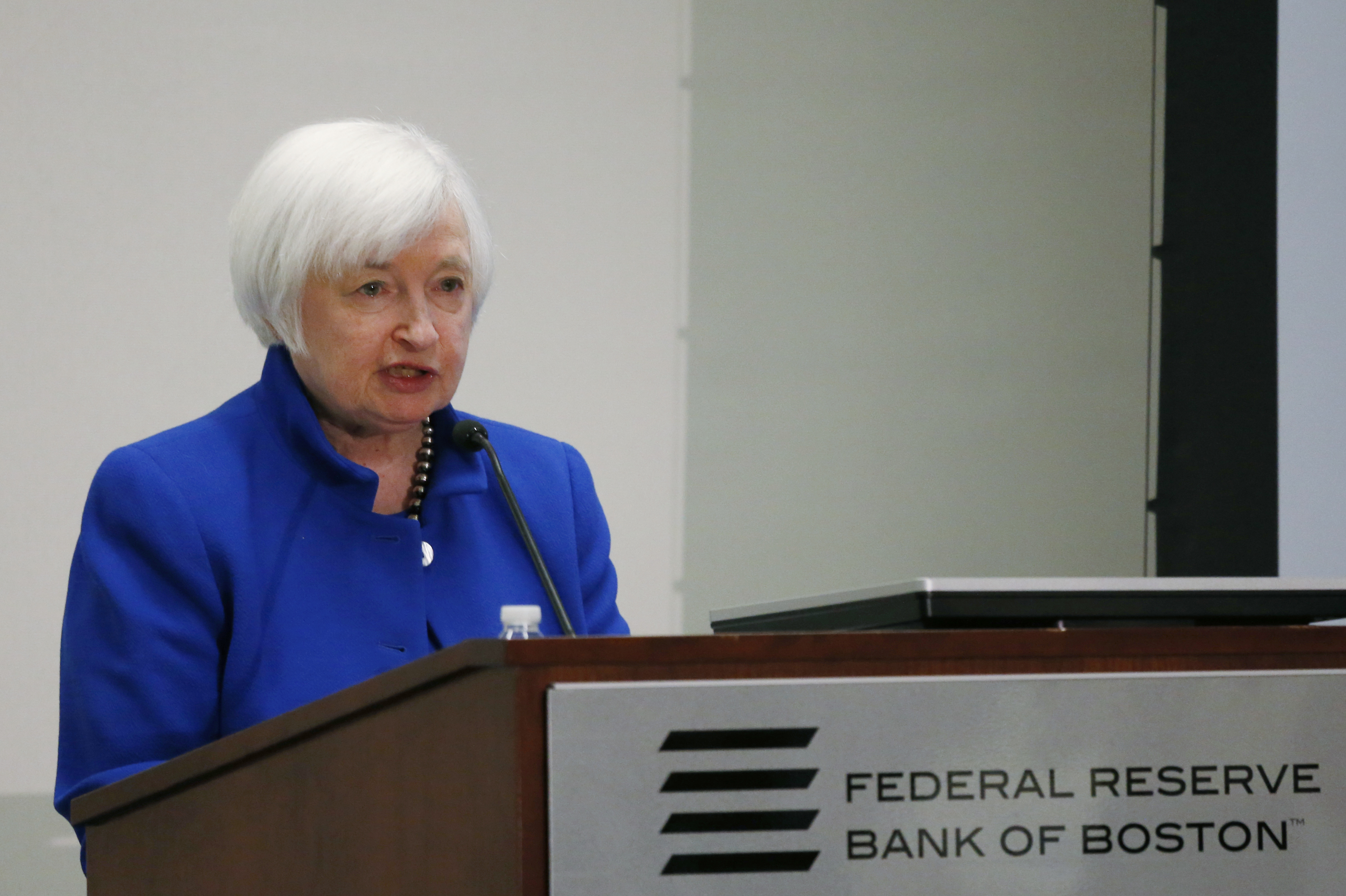 Janet Yellen Federal Reserve Announcement: Interest Rates ...