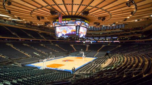 Madison square garden data breach msg hackers obtain info from card readers for Ticketmaster madison square garden