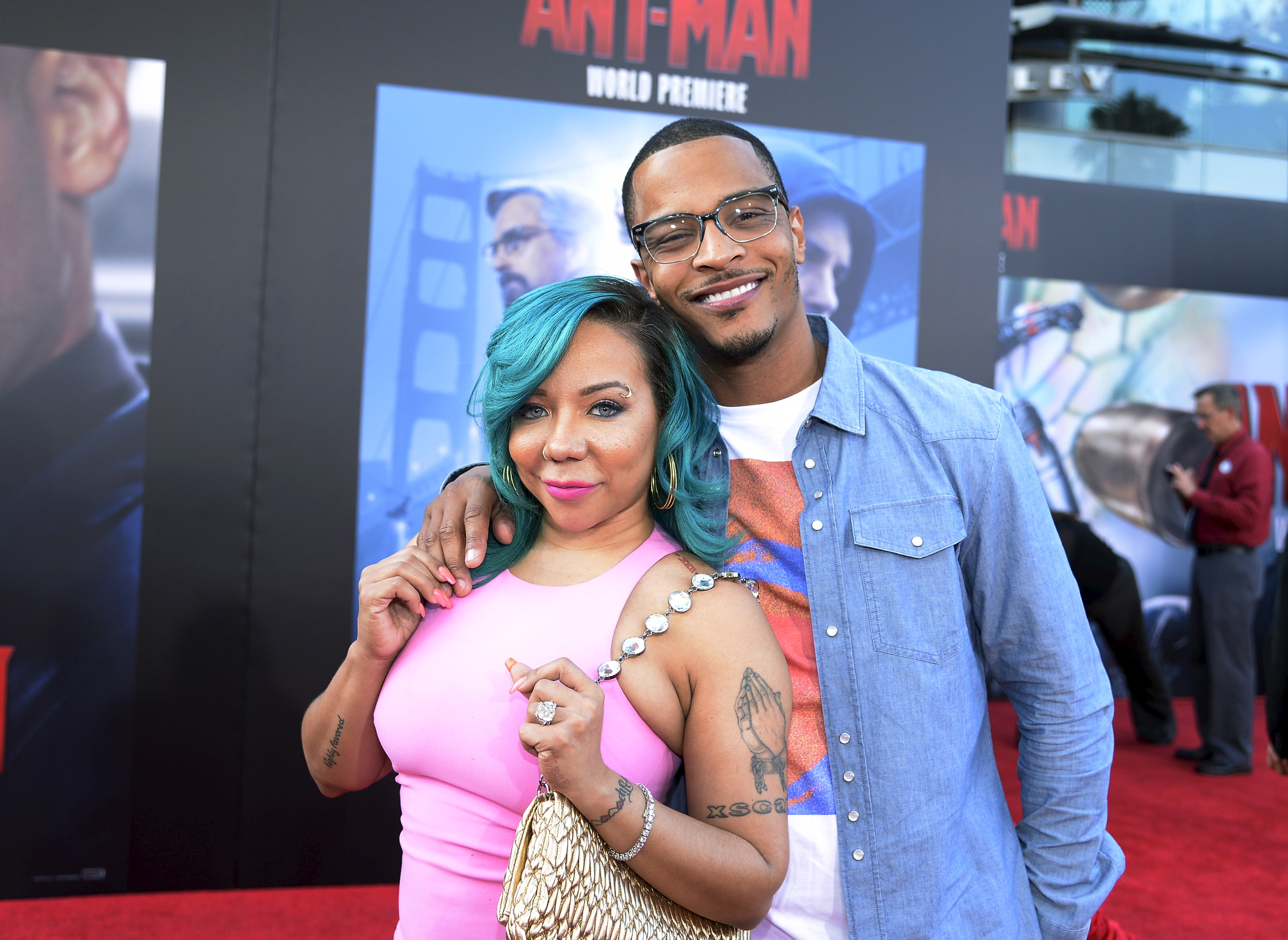 ti and tameka relationship trust