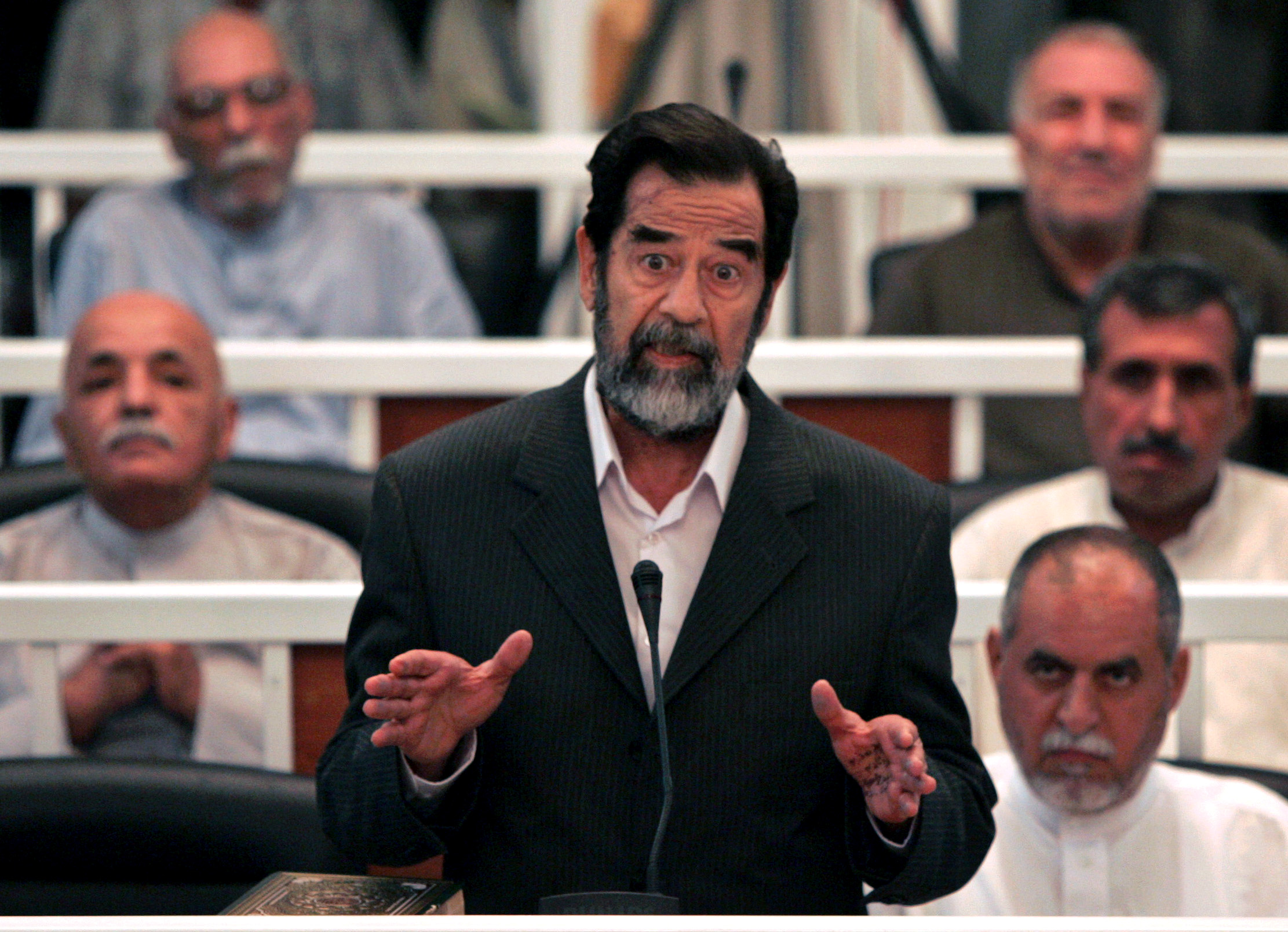 Why Is Iraq At War? Saddam Hussein Was Executed 10 Years ... Saddam Hussein Execution