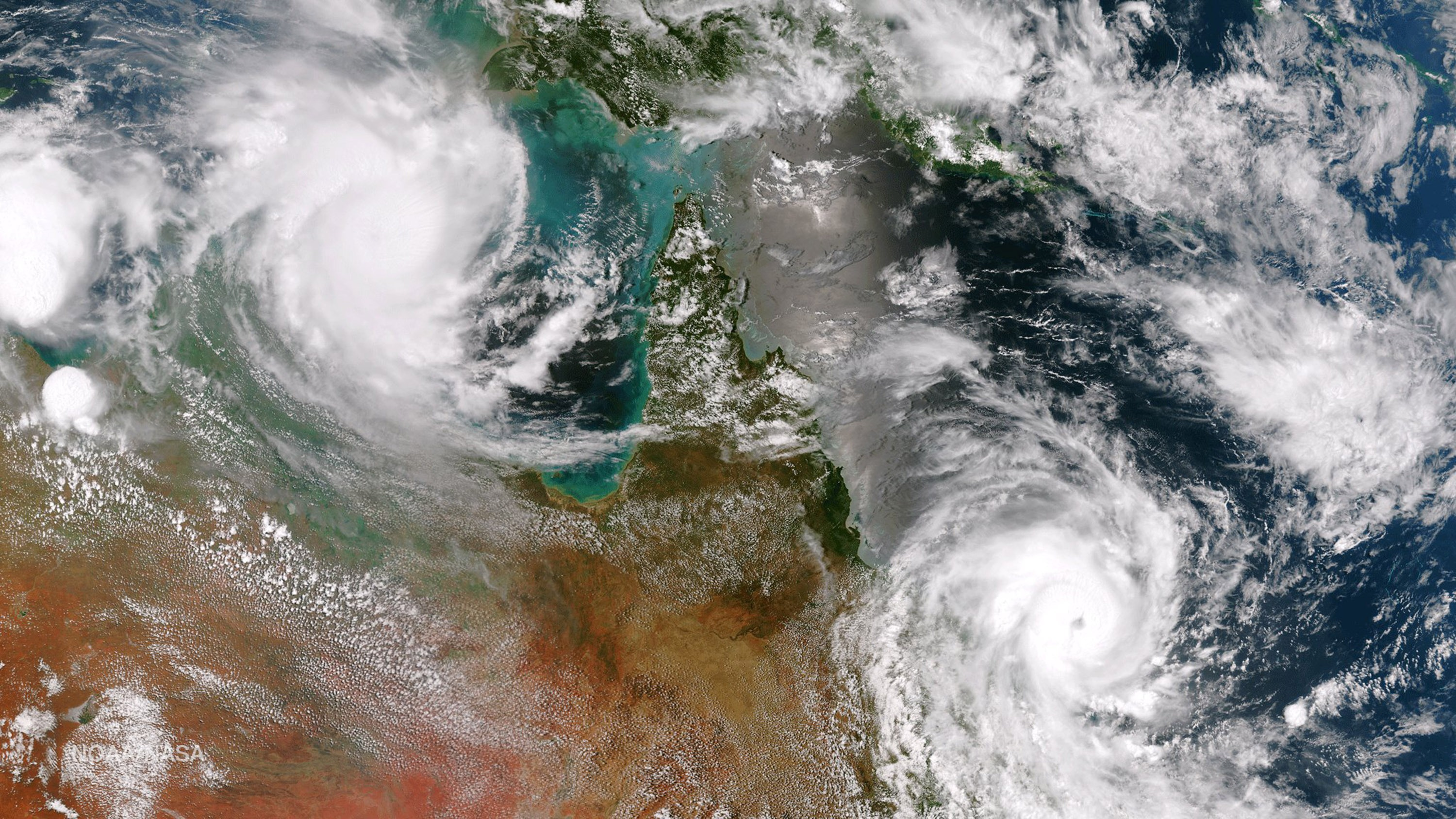 cyclone veronica update - photo #33