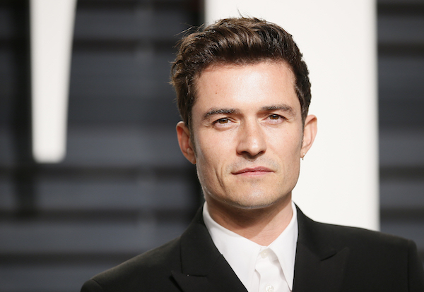Orlando Bloom Spends T... Orlando Bloom