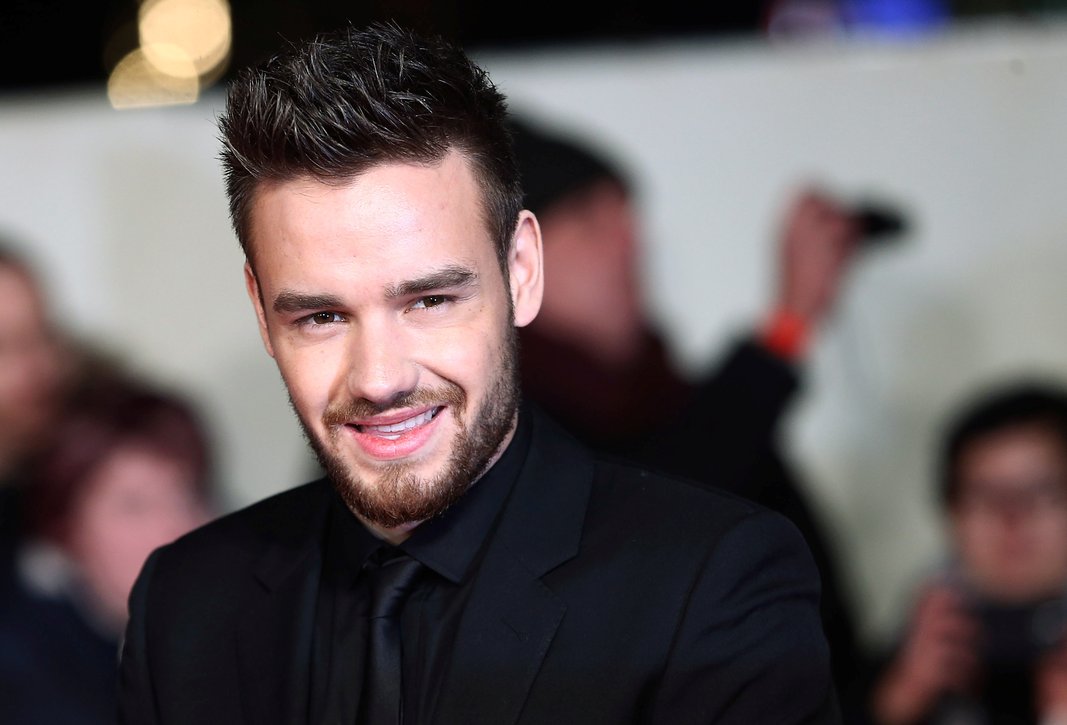 One Direction Member Liam Payne Welcomes Son With Cheryl ...