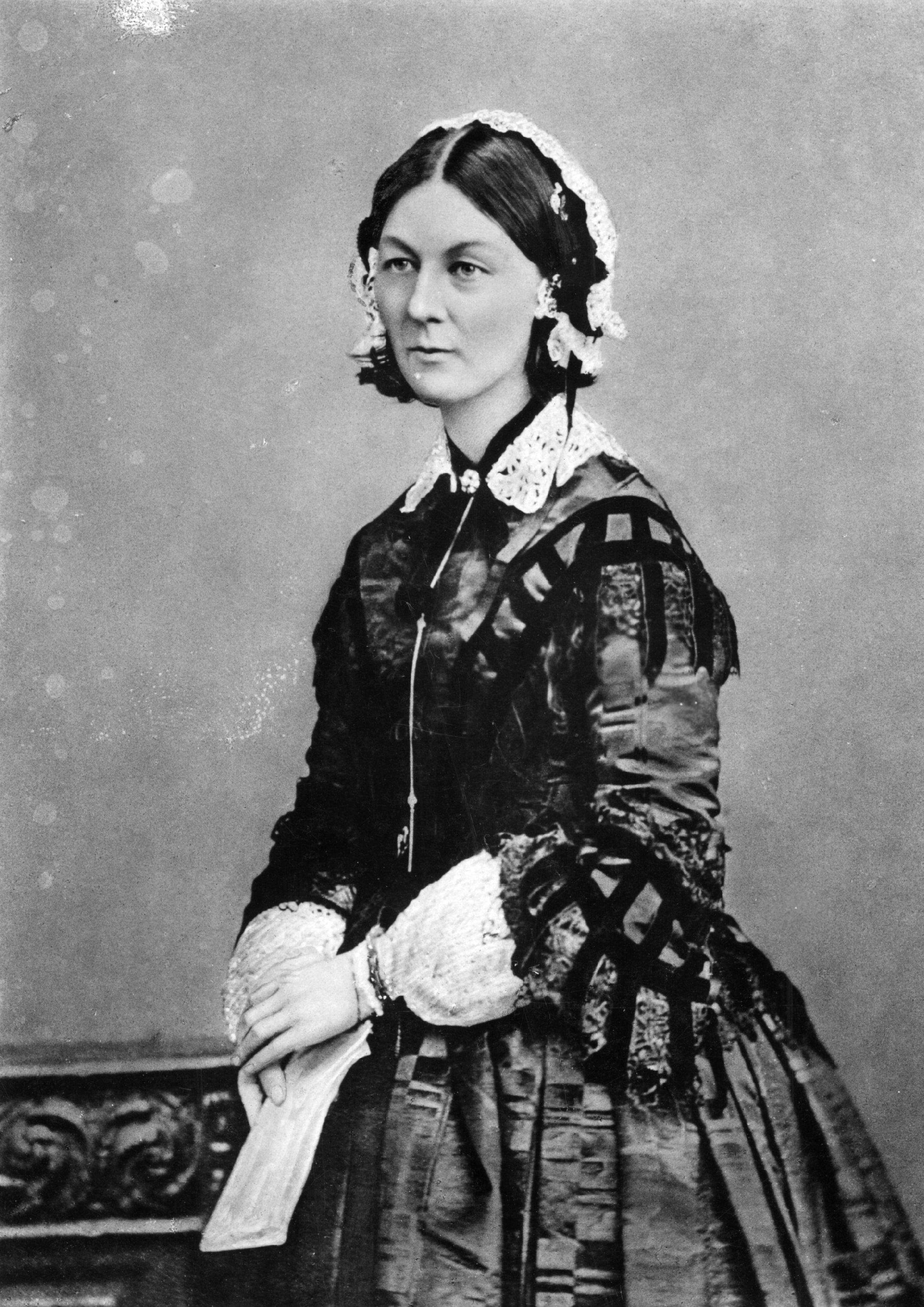 Florence nightingale the lady with the