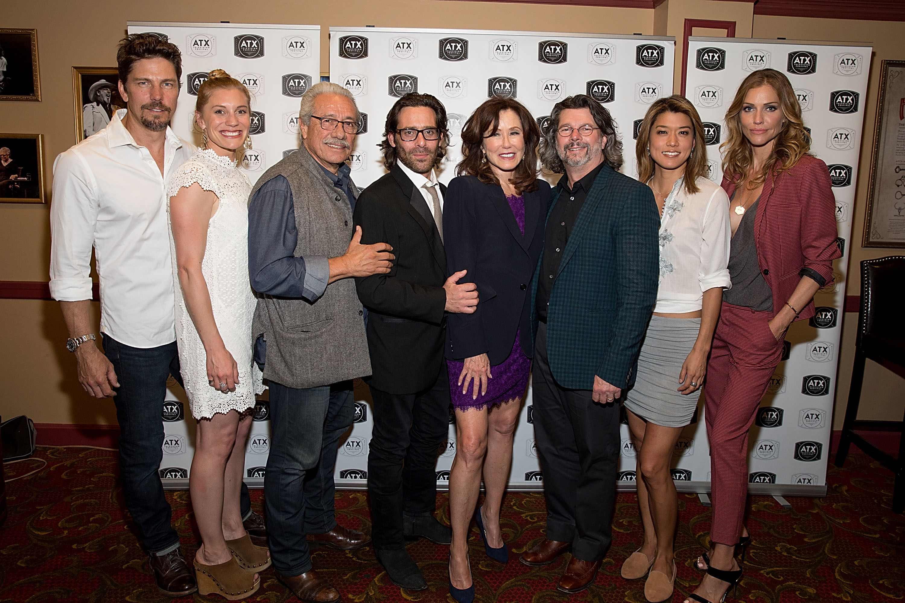 Battlestar Galactica Cast Talks Revival Possibilities At